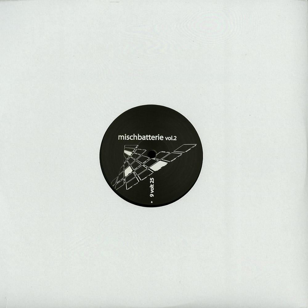 Various Artists - MISCHBATTERIE VOL.2