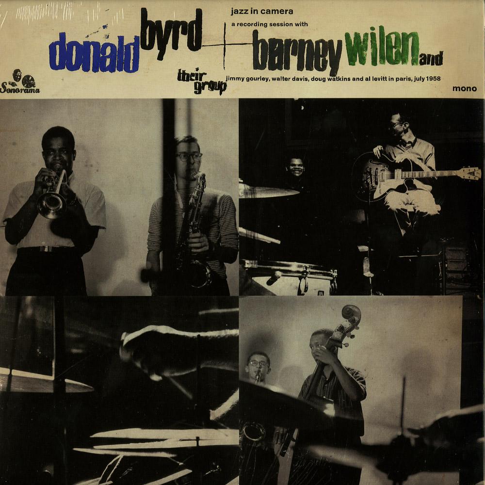 Donald Byrd & Barney Wilen - JAZZ IN CAMERA