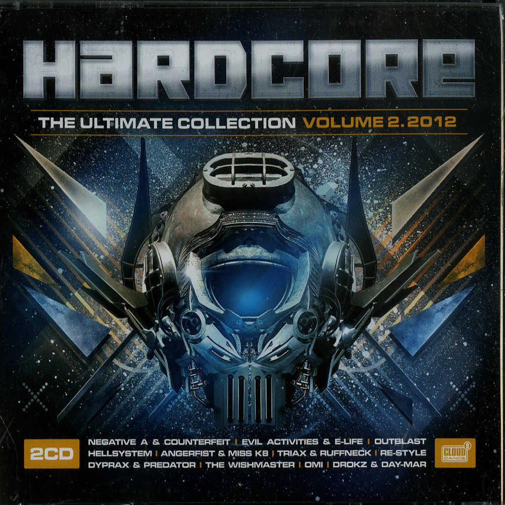 Various Artists - HARDCORE THE ULTIMATE COLLECTION 2012 VOL. 2