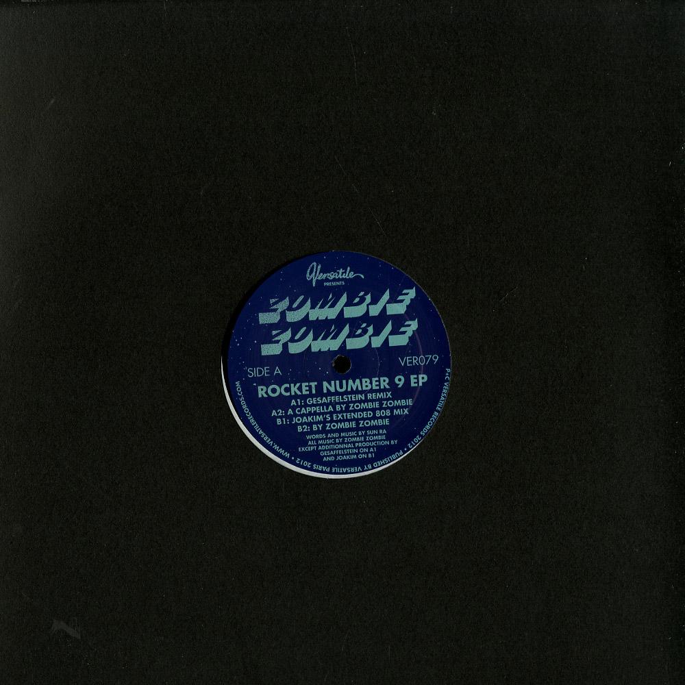 Zombie Zombie - ROCKET NUMBER 9 EP