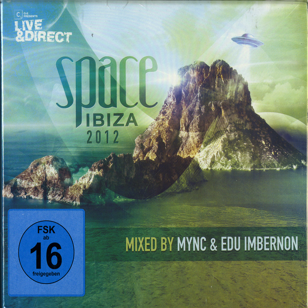 Various Artists  - SPACE IBIZA 2012
