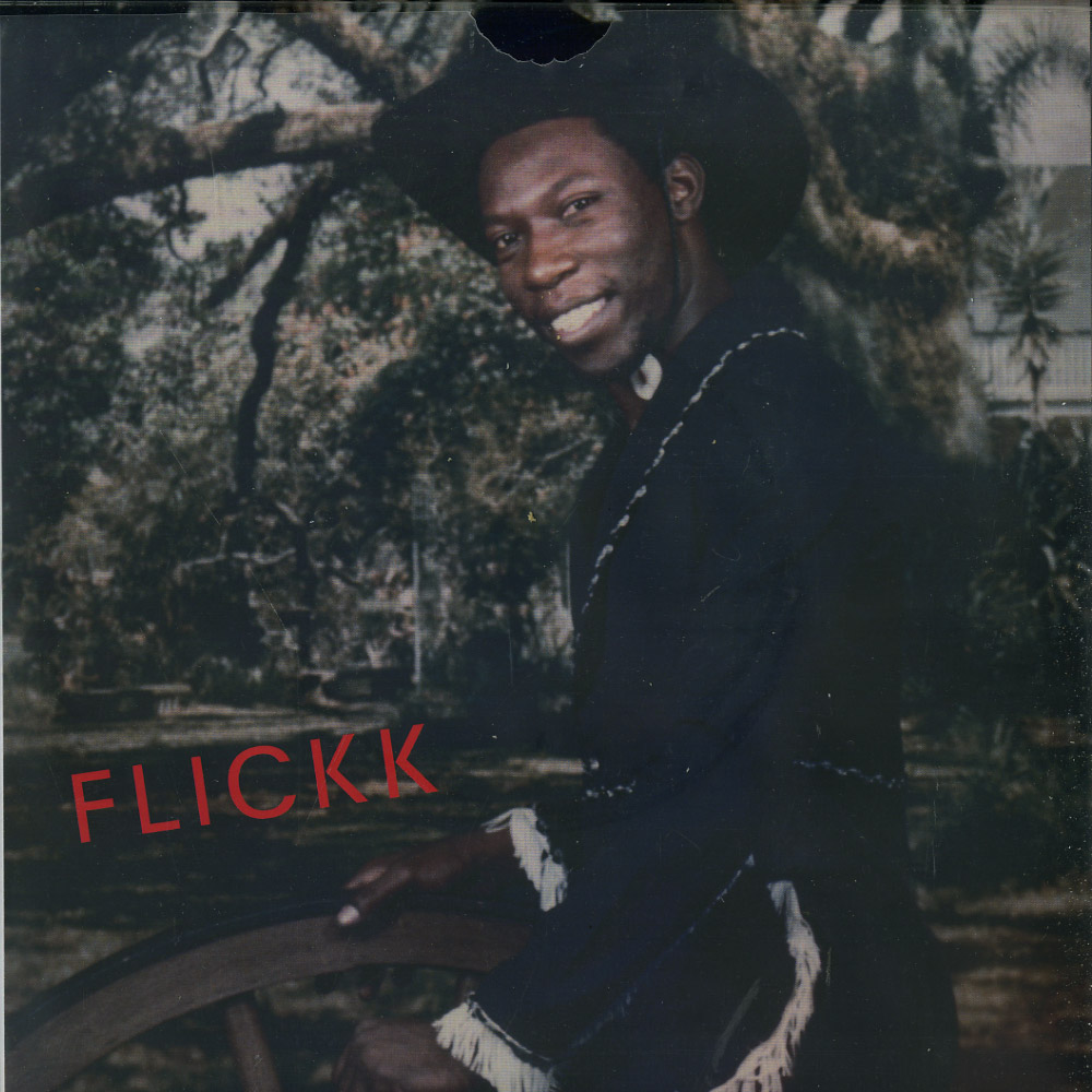 Flickk - SOMEBODY WILL GET YOUR LOVE / WANT YOU ON D FLOOR