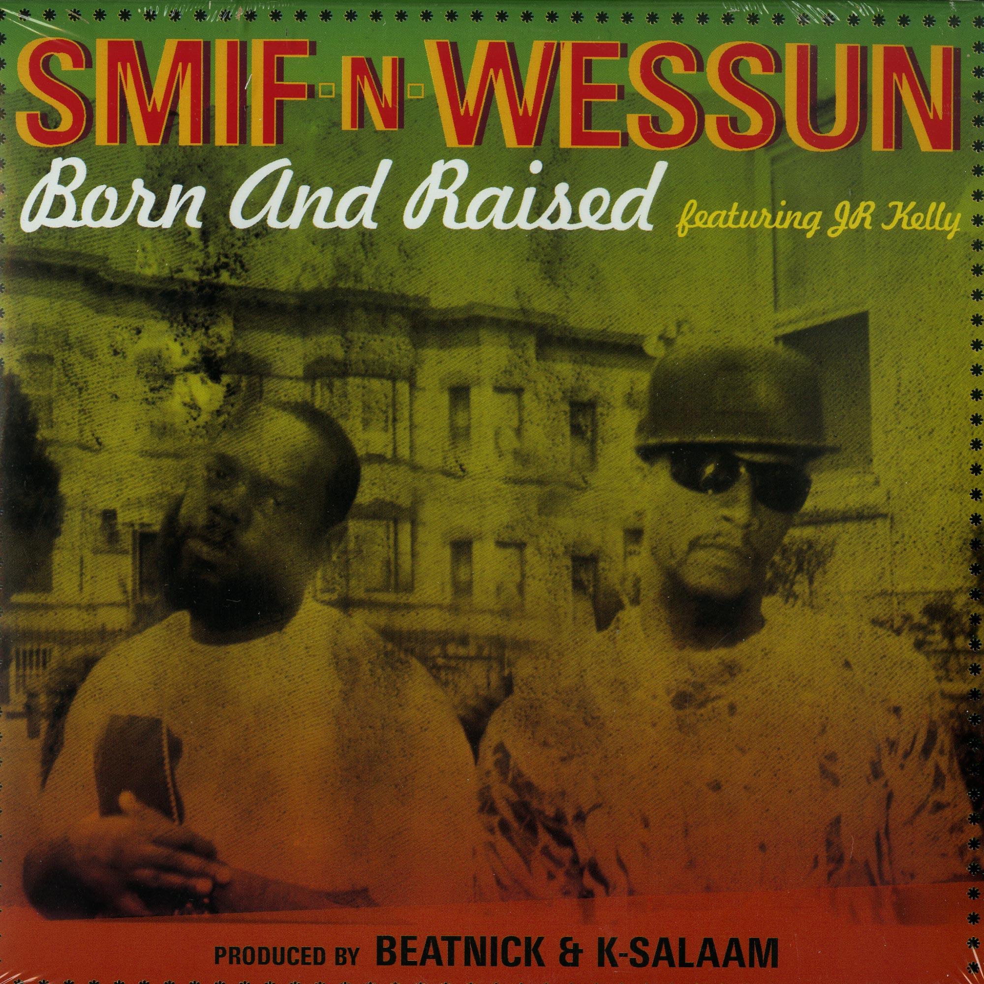 Smifnwessun - BORN & RAISED / SOLID GROUND