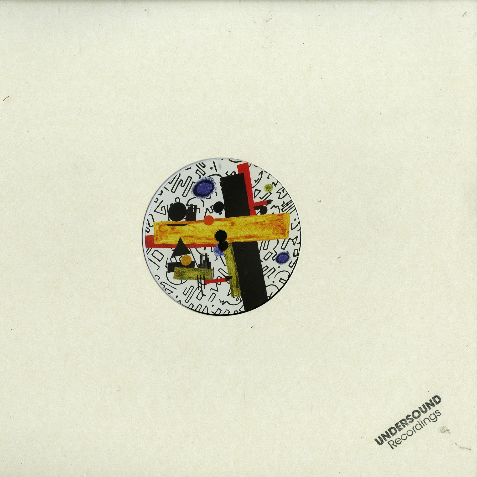 Henry Hyde - INNER DAZE EP