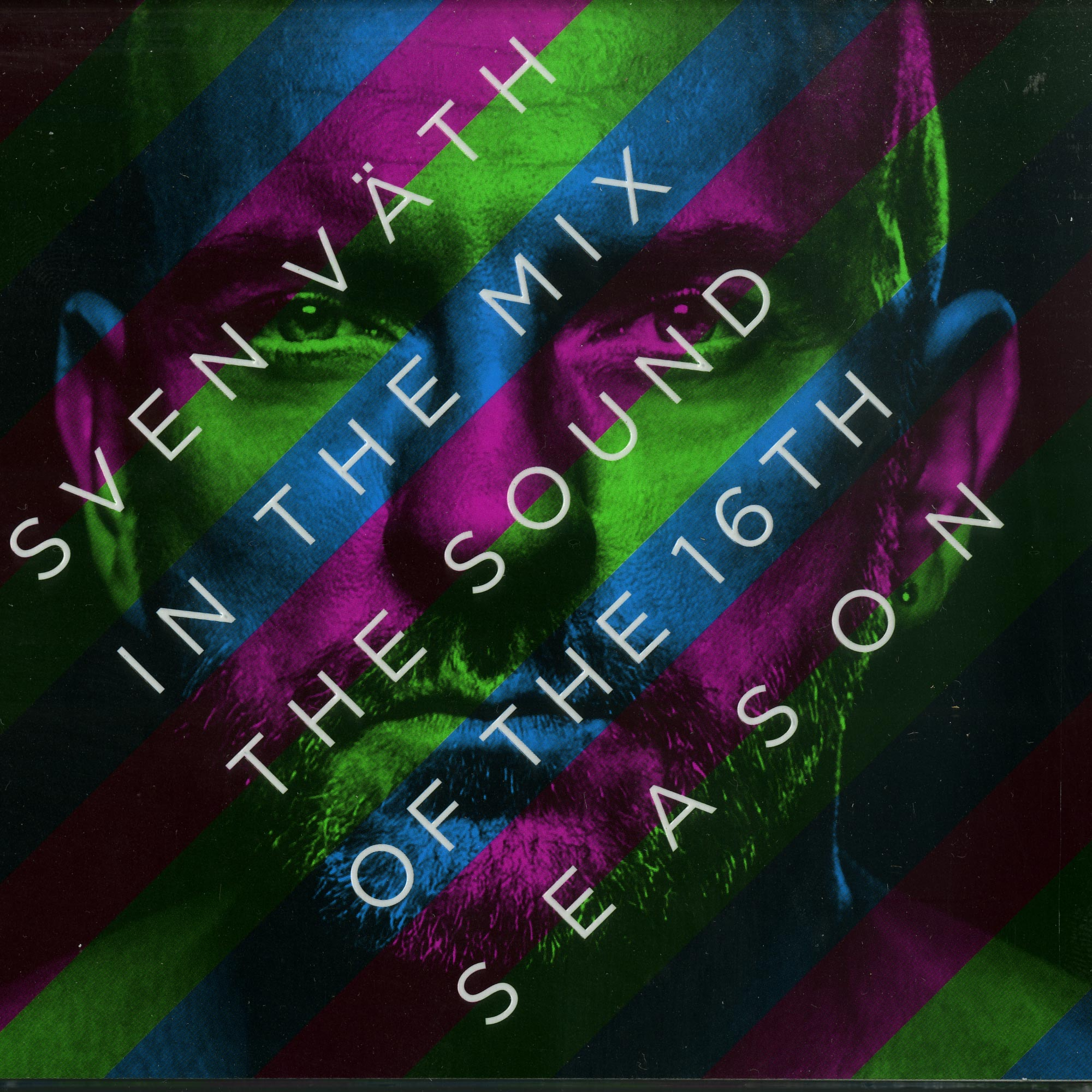 Sven Vaeth In The Mix - THE SOUND OF THE 16TH SEASON