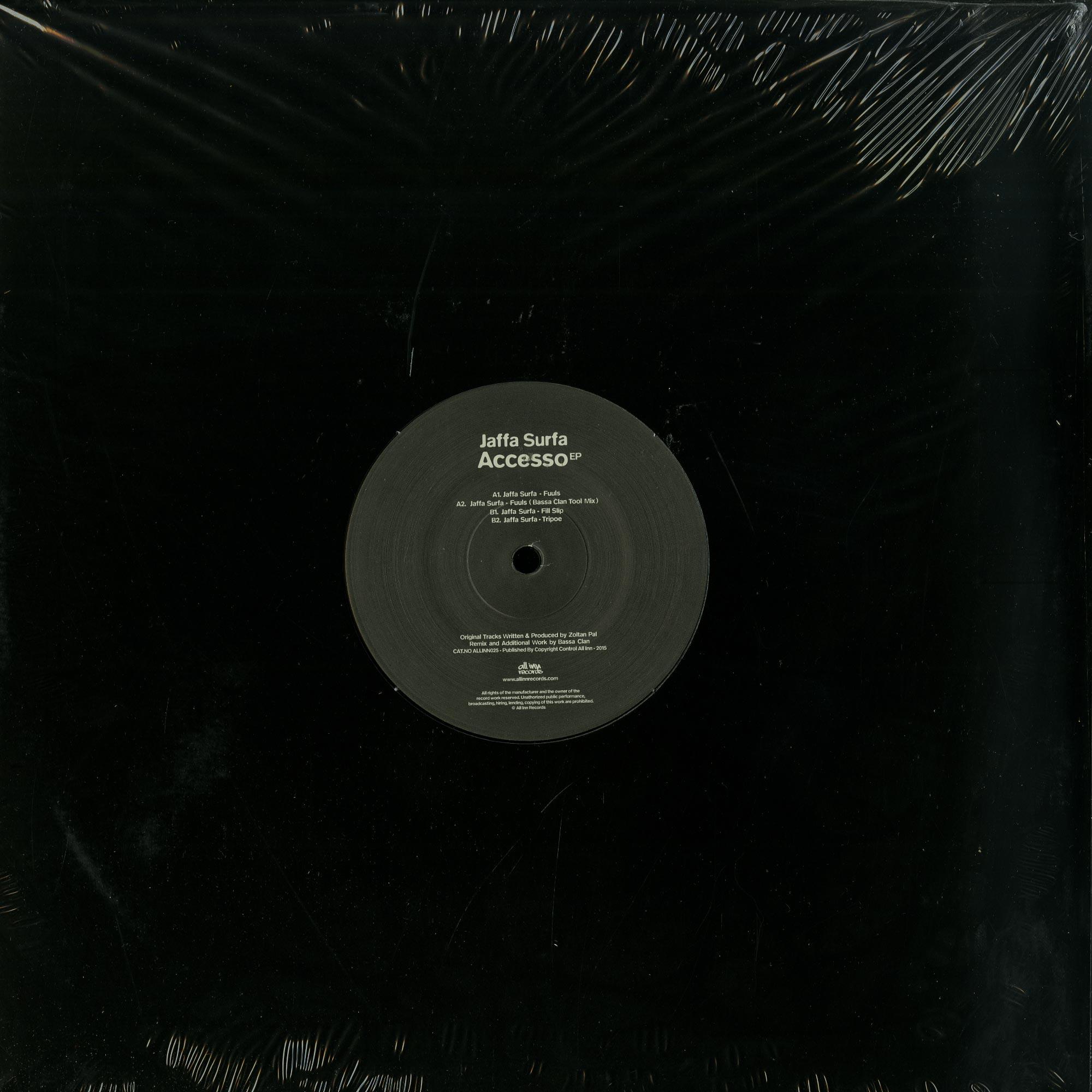 Jaffa Surfa - ACCESSO EP