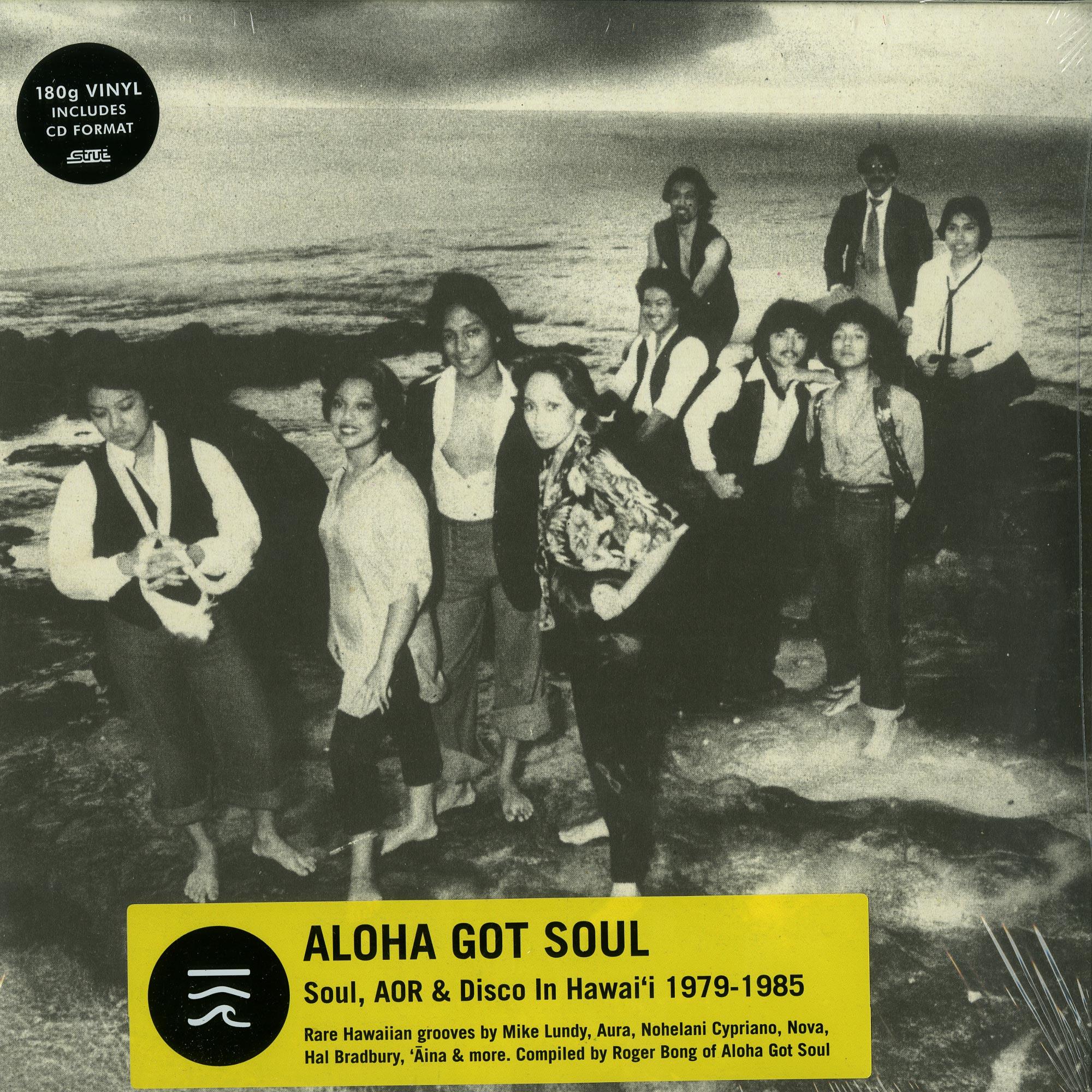 Various Artists - ALOHA GOT SOUL - SOUL. AOR & DISCO IN HAWAII 1979-1985