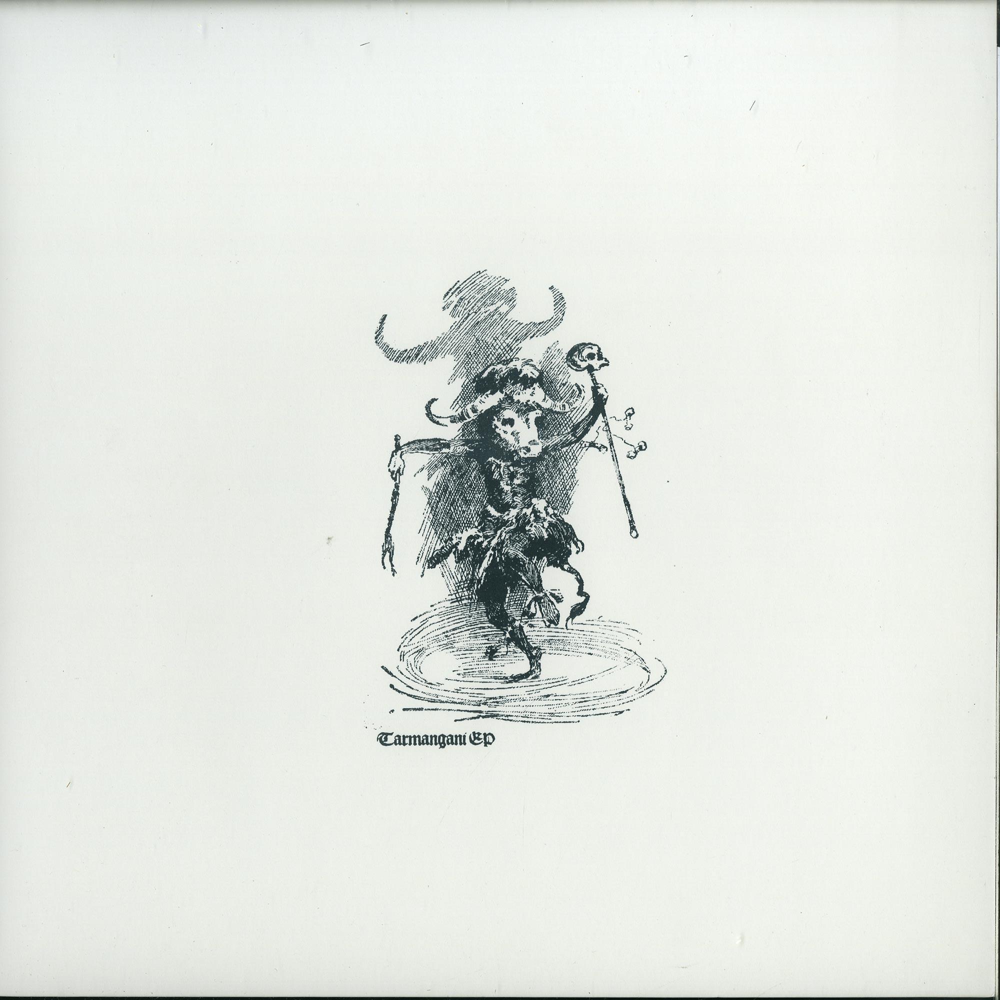 ZK Bucket - TARMANGANI EP