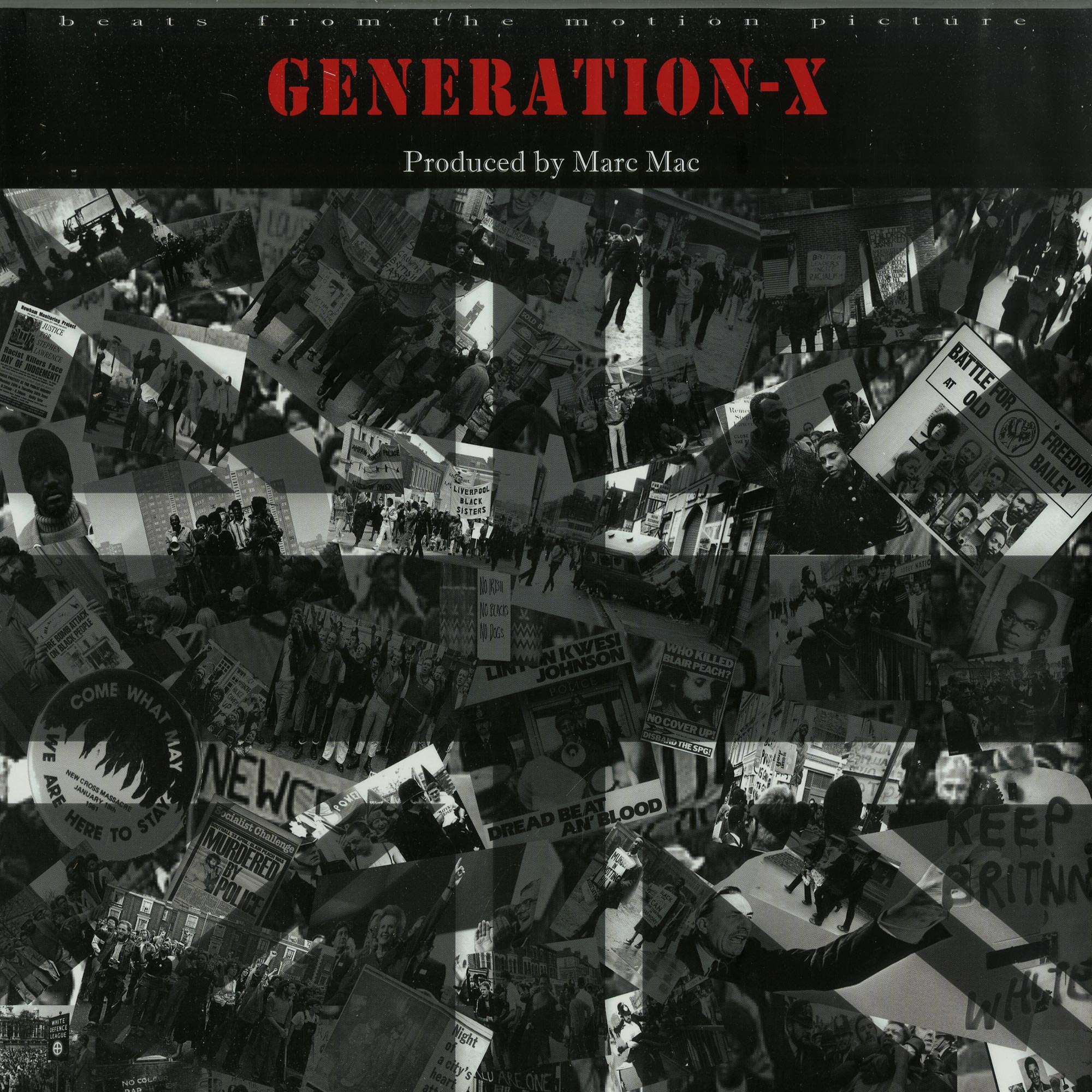 Marc Mac - GENERATION - X