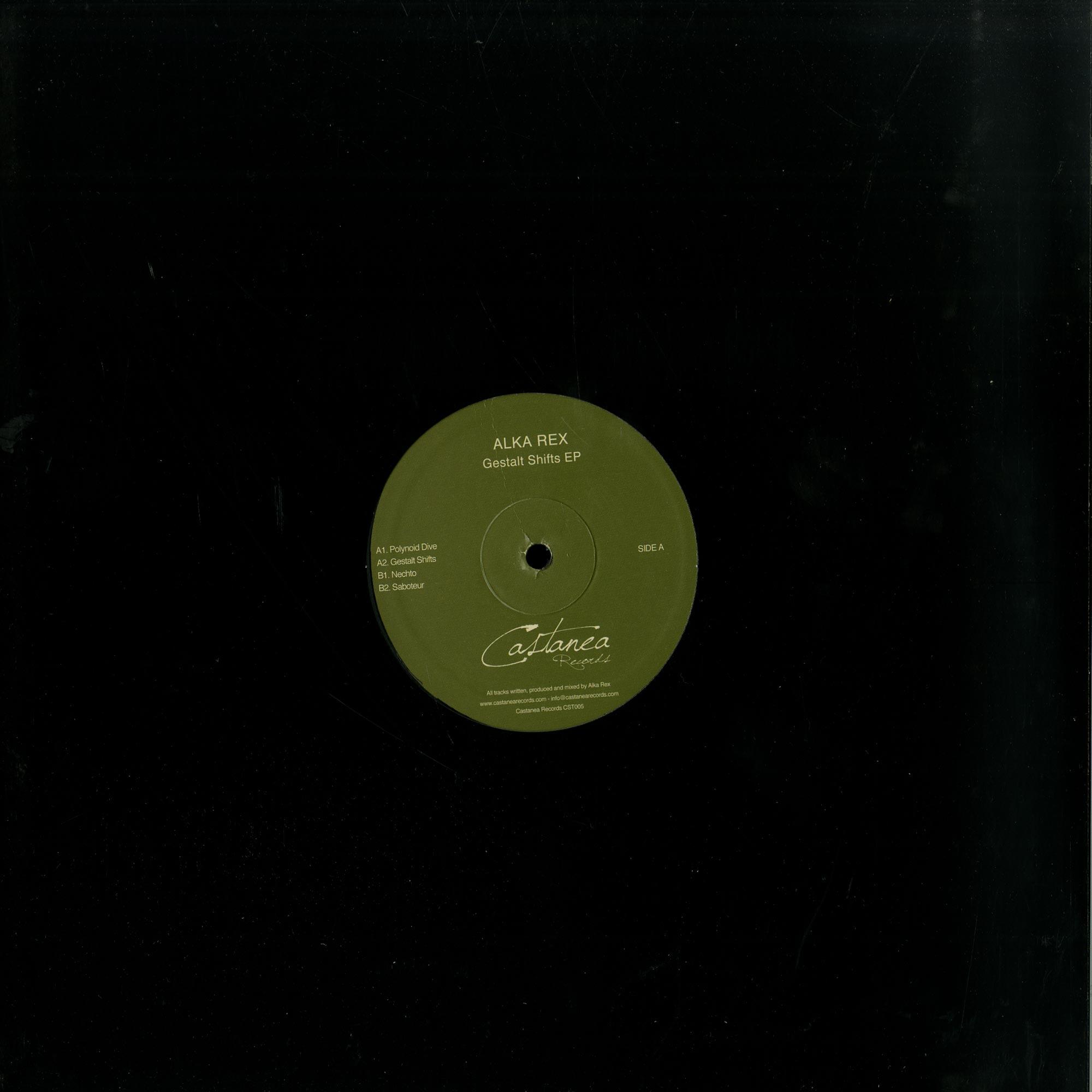 Alka Rex - GESTALT SHIFTS EP