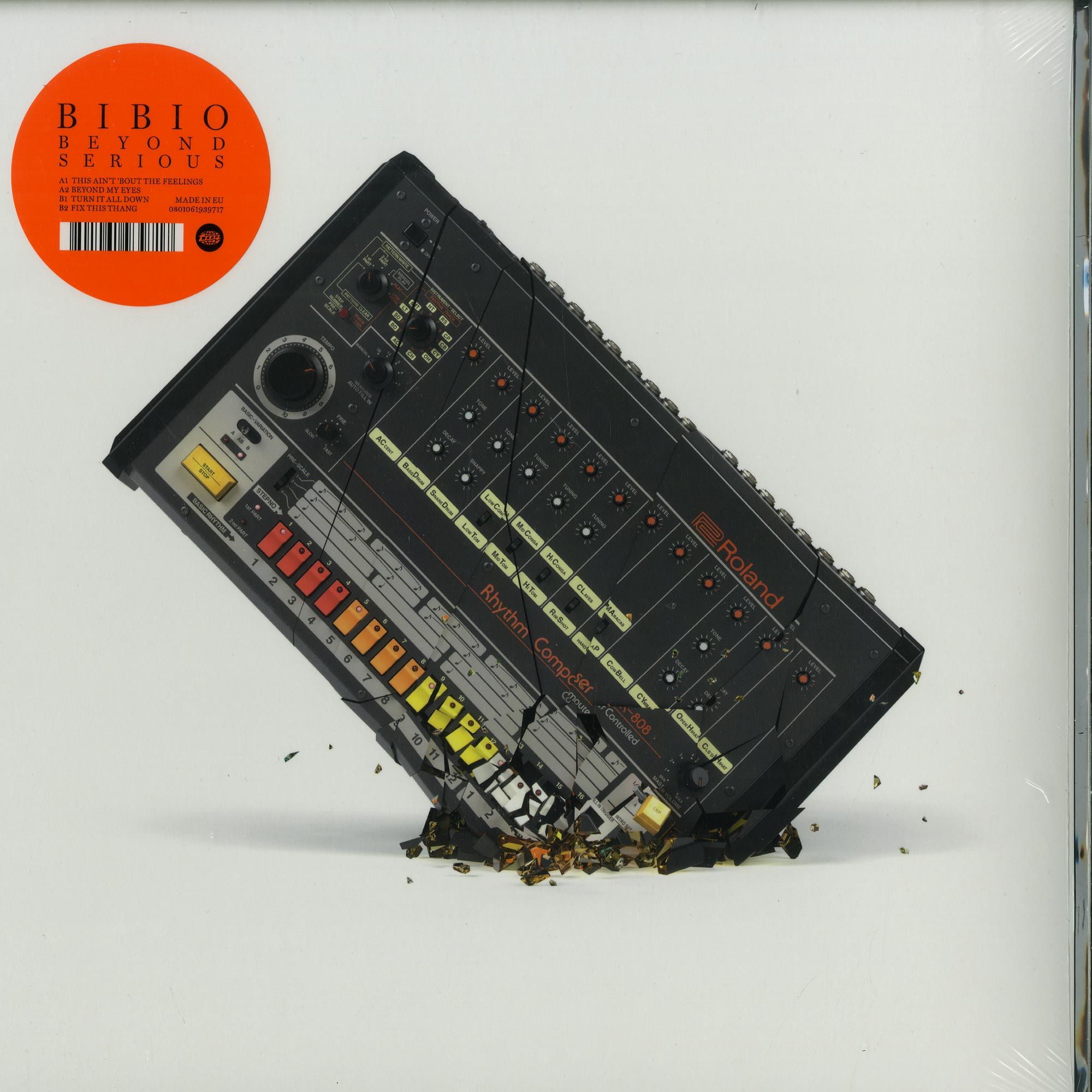 Bibio - BEYOND SERIOUS EP