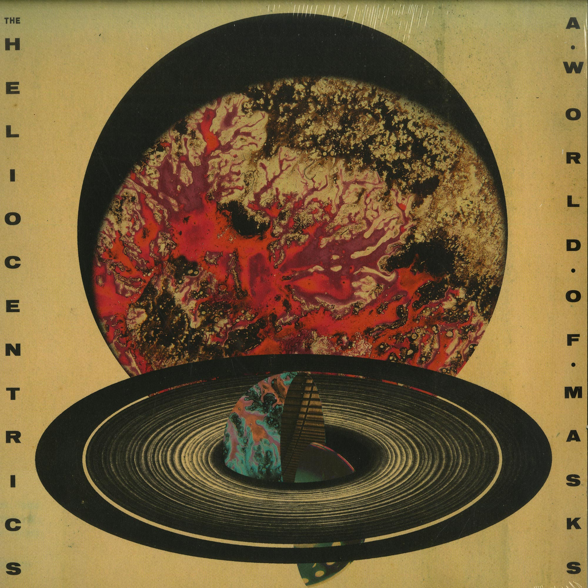 The Heliocentrics - A WORLD OF MASKS
