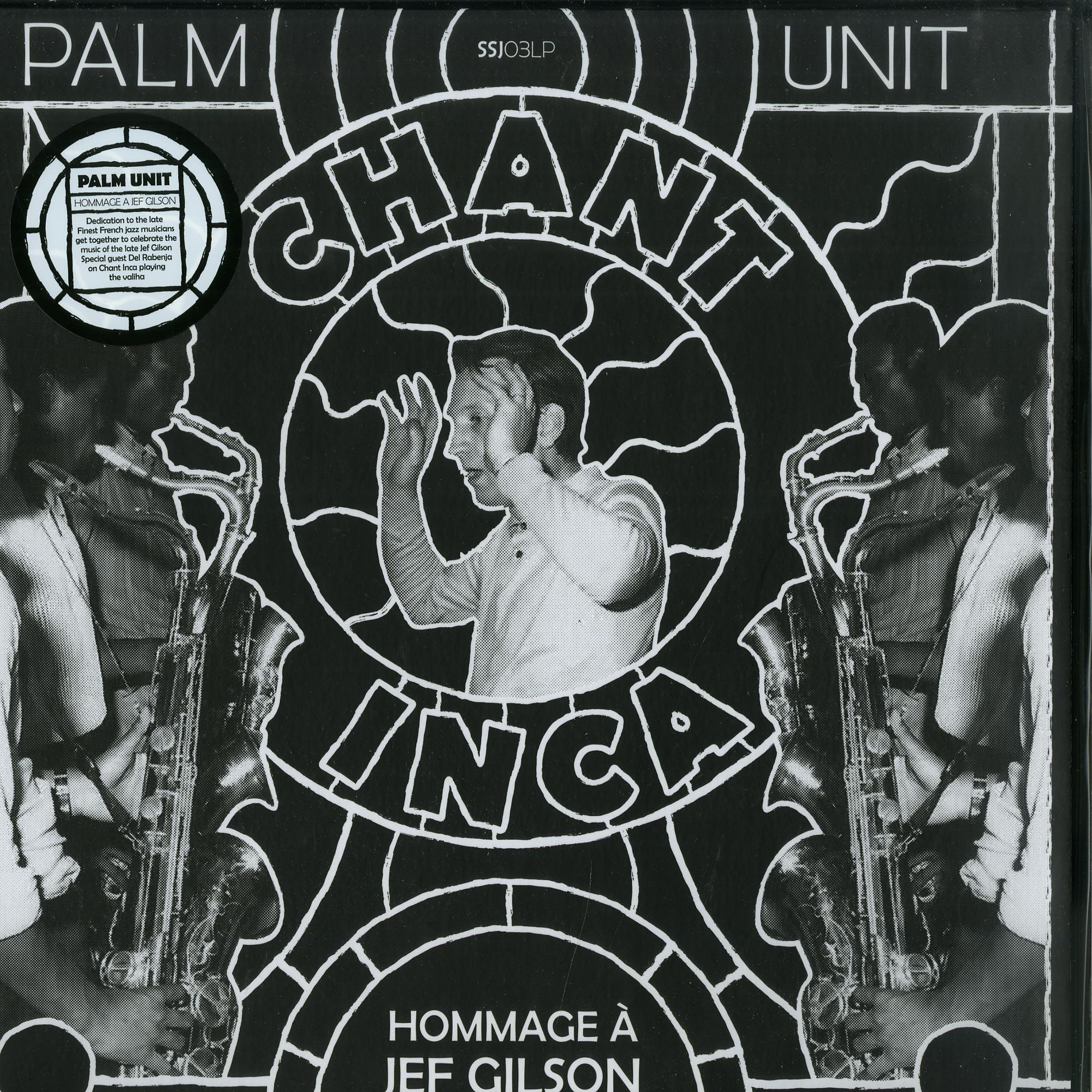 Palm Unit - HOMMAGE A JEF GILSON