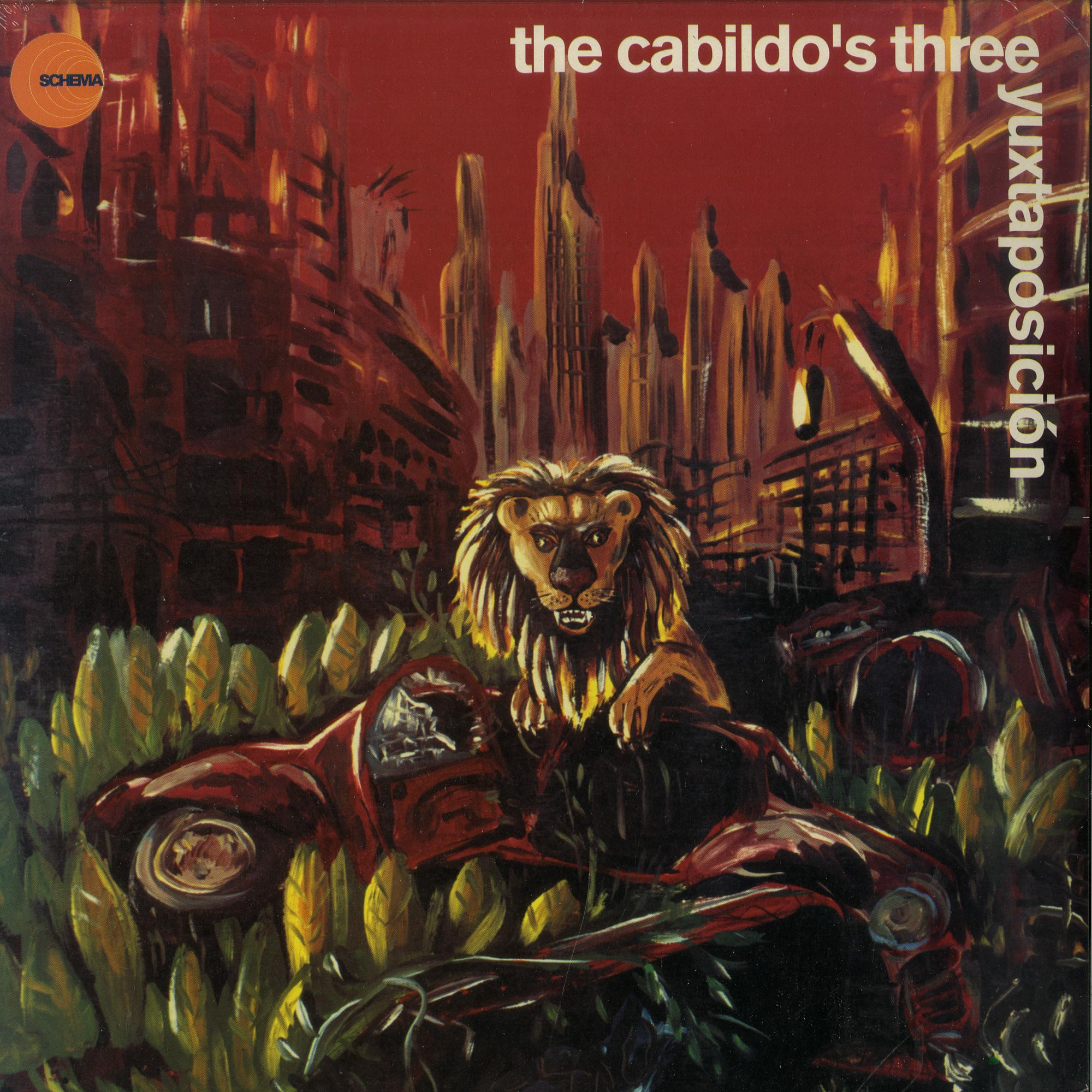 The Cabildos Three - YUXTAPOSICION