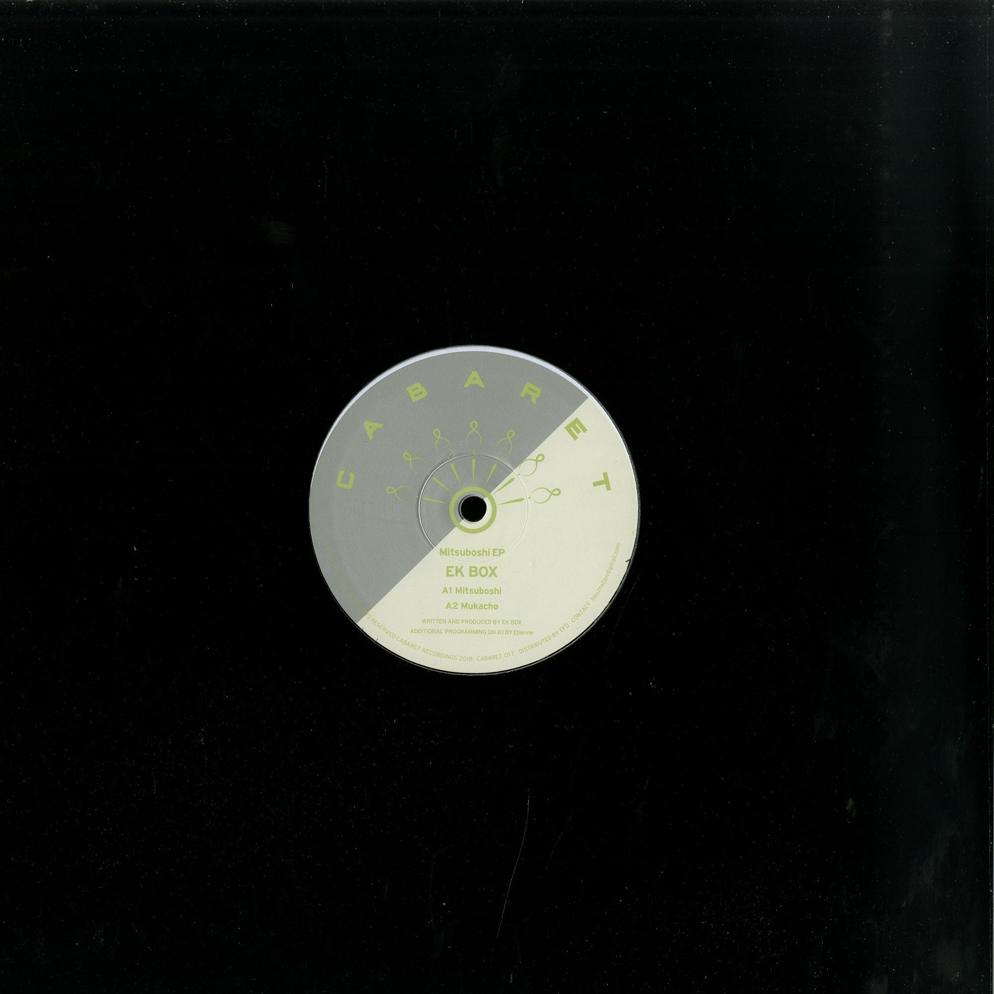 EK Box - MITSUBOSHI EP