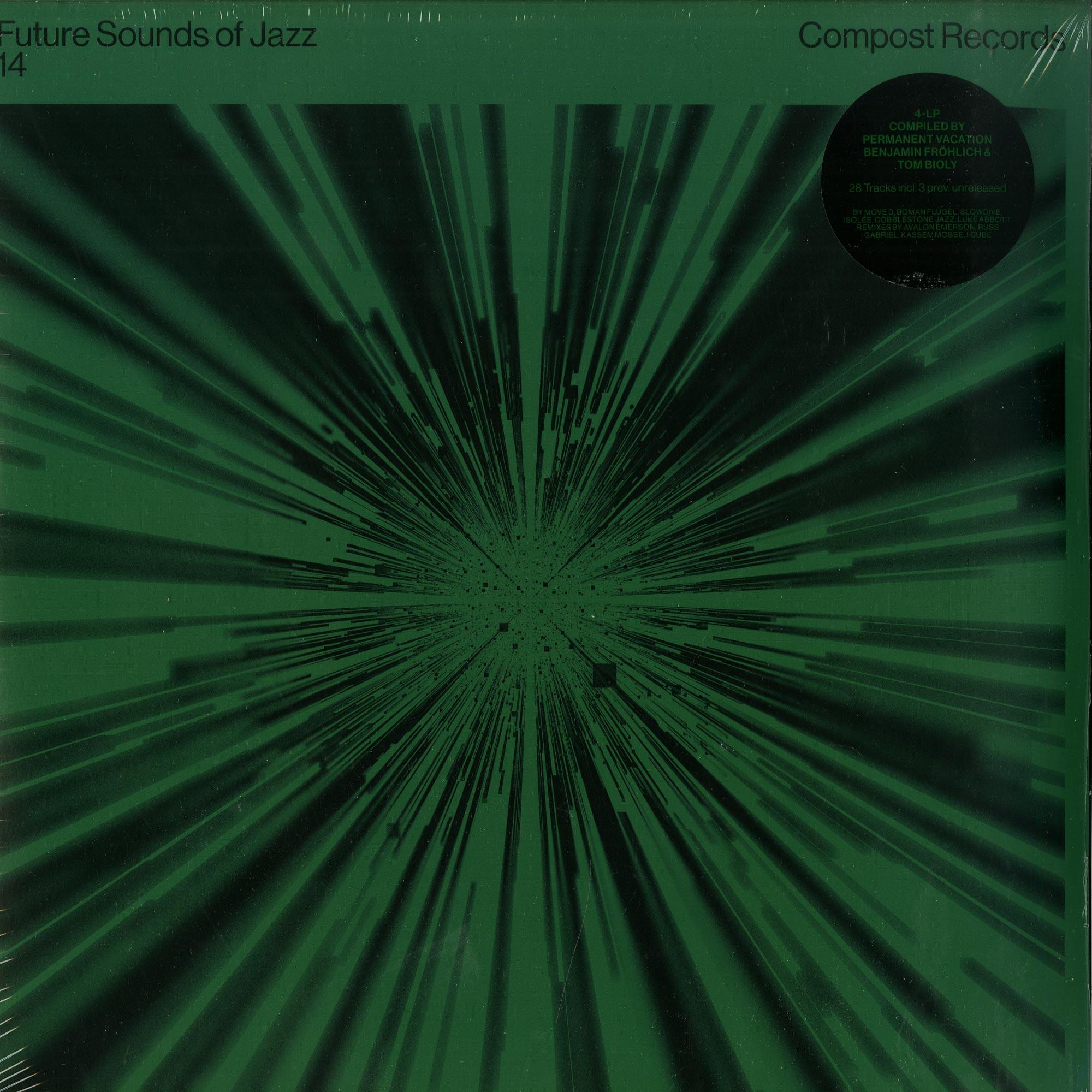 Various Artists - FUTURE SOUNDS OF JAZZ VOL. 14