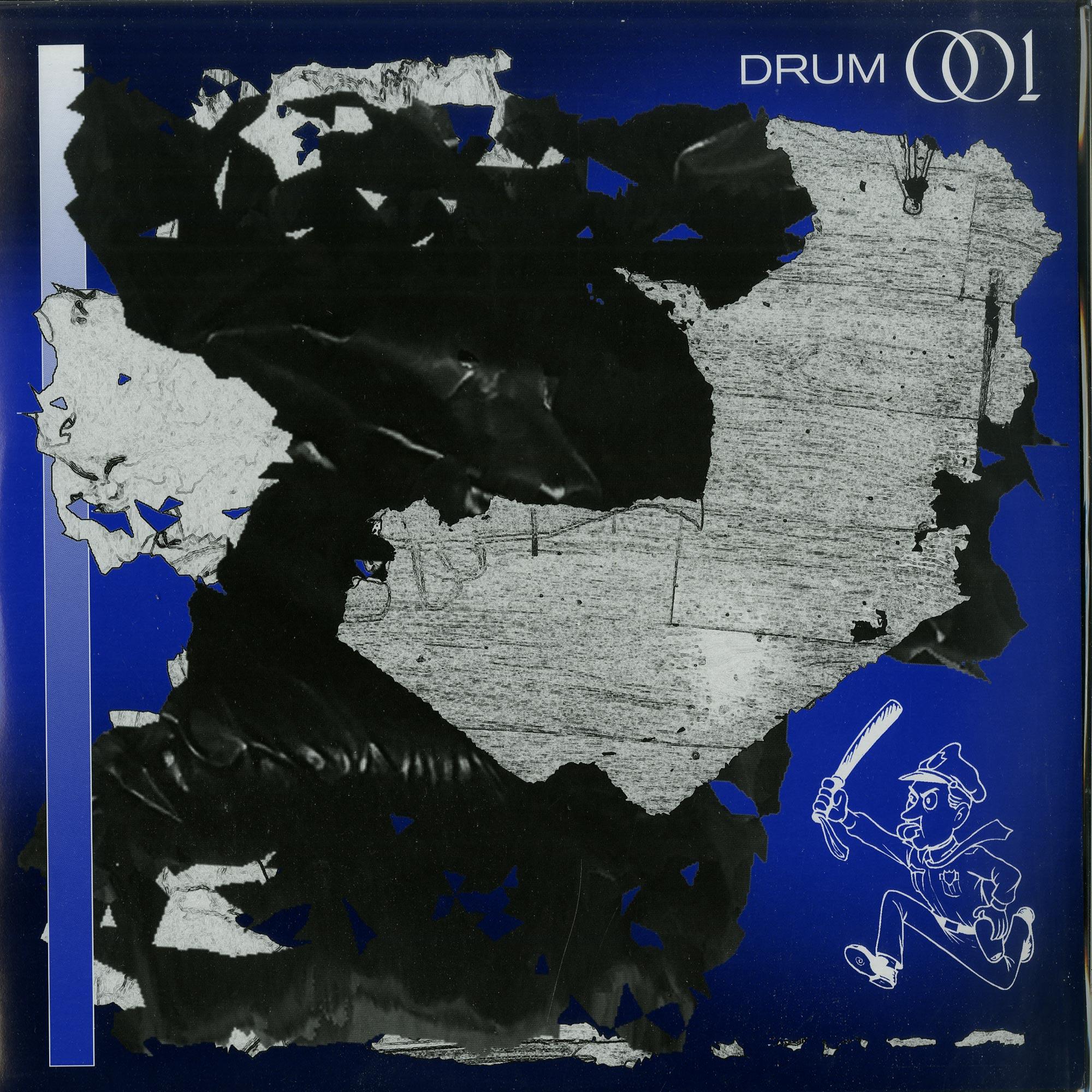 Harpoen / Trunkline / Delta Funktionen / Paul van Gent - DRUM001