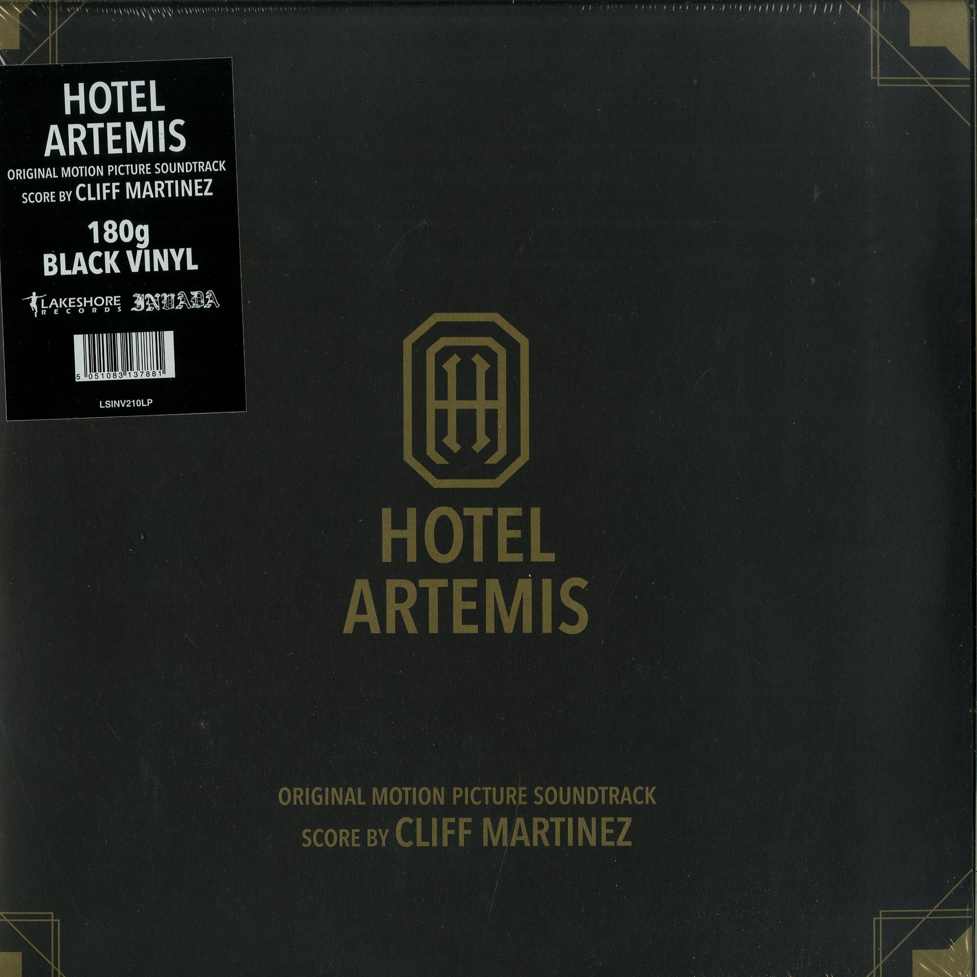 Cliff Martinez - HOTEL ARTEMIS O.S.T.