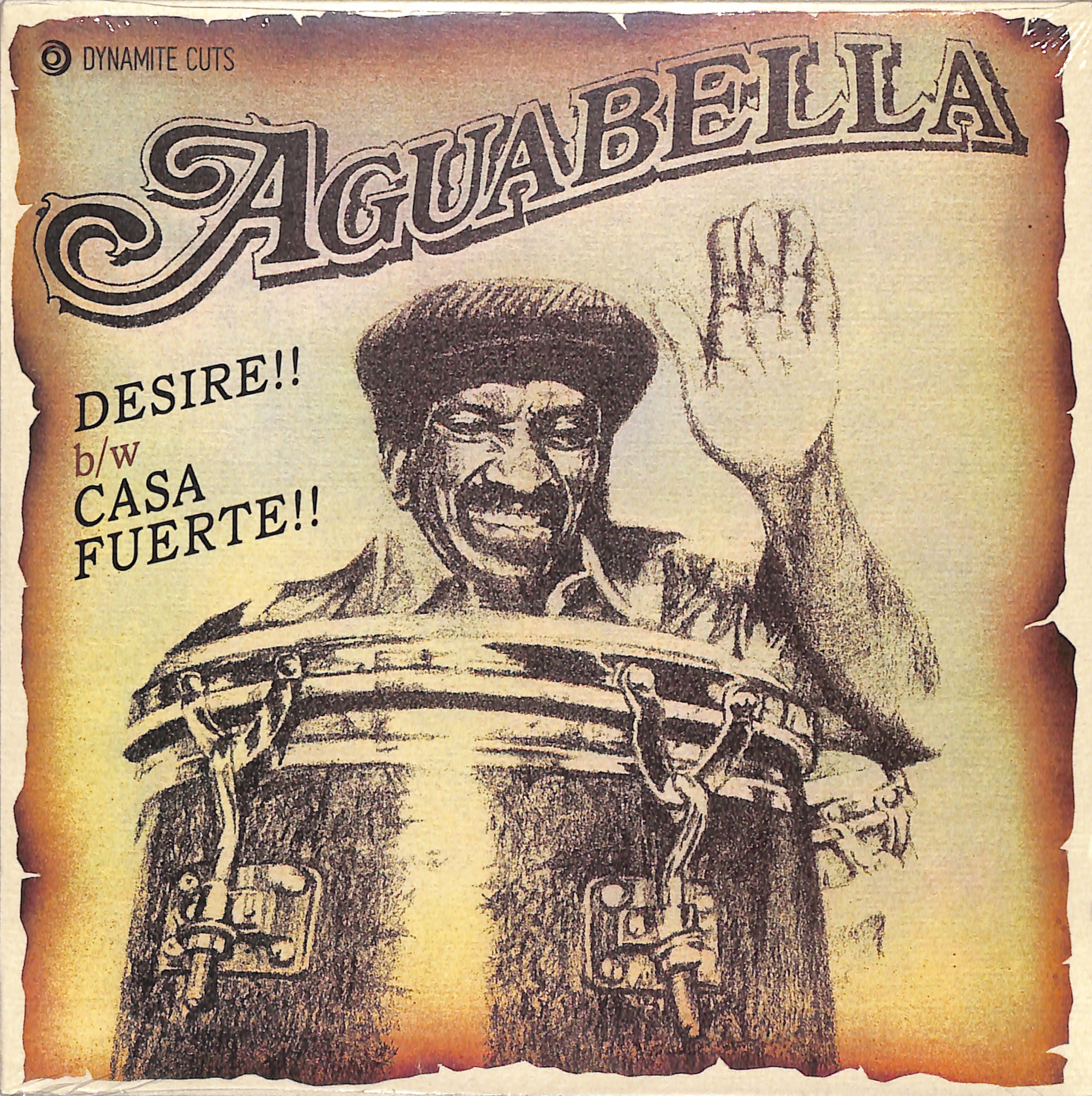 Aguabella - DESIRE / CASA FUERTE