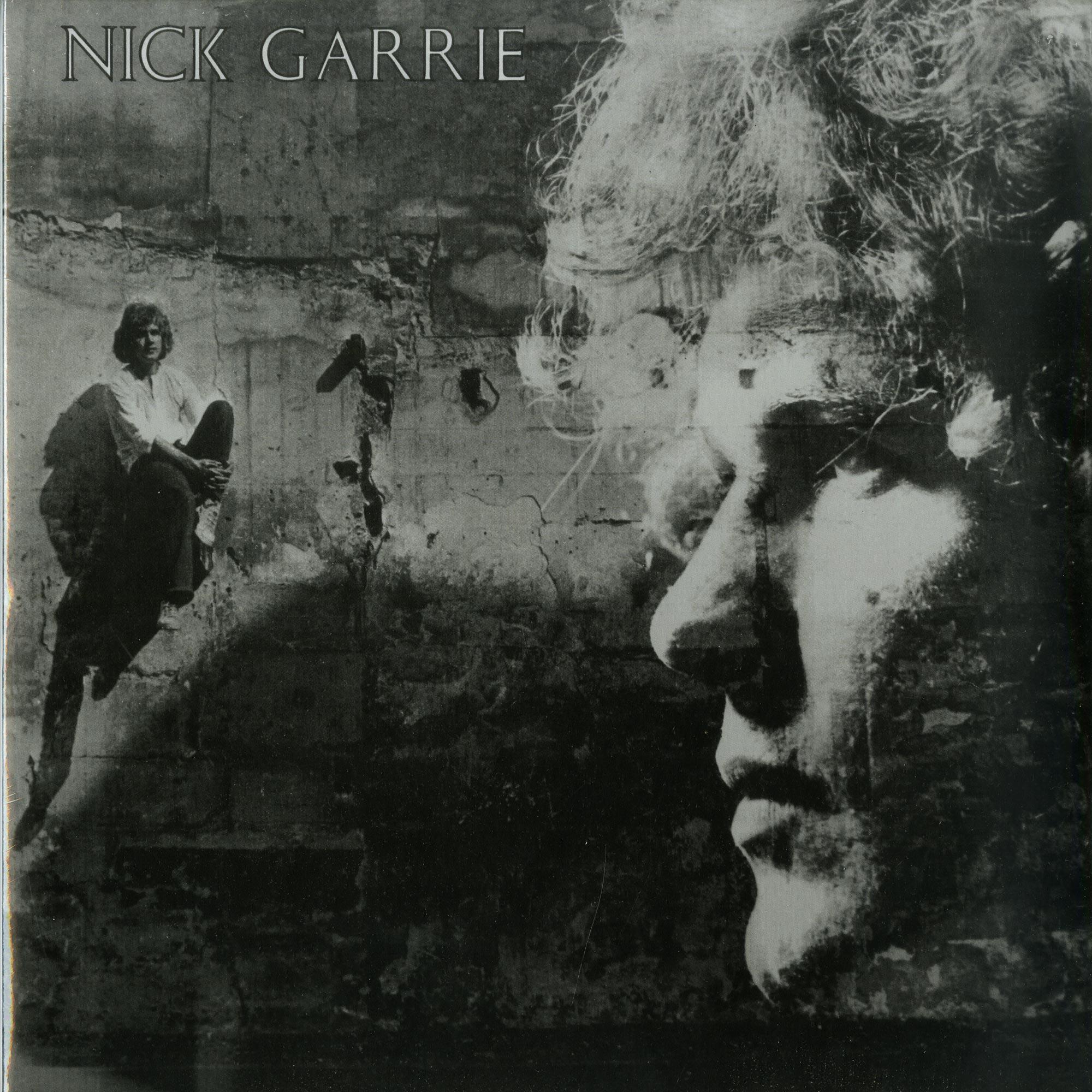 Nick Garrie - THE NIGHTMARE OF J.B. STANISLAS