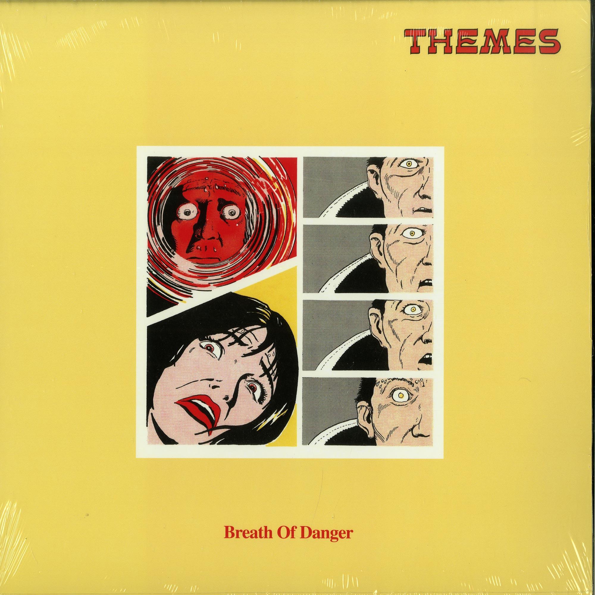 Various Artists - BREATH OF DANGER