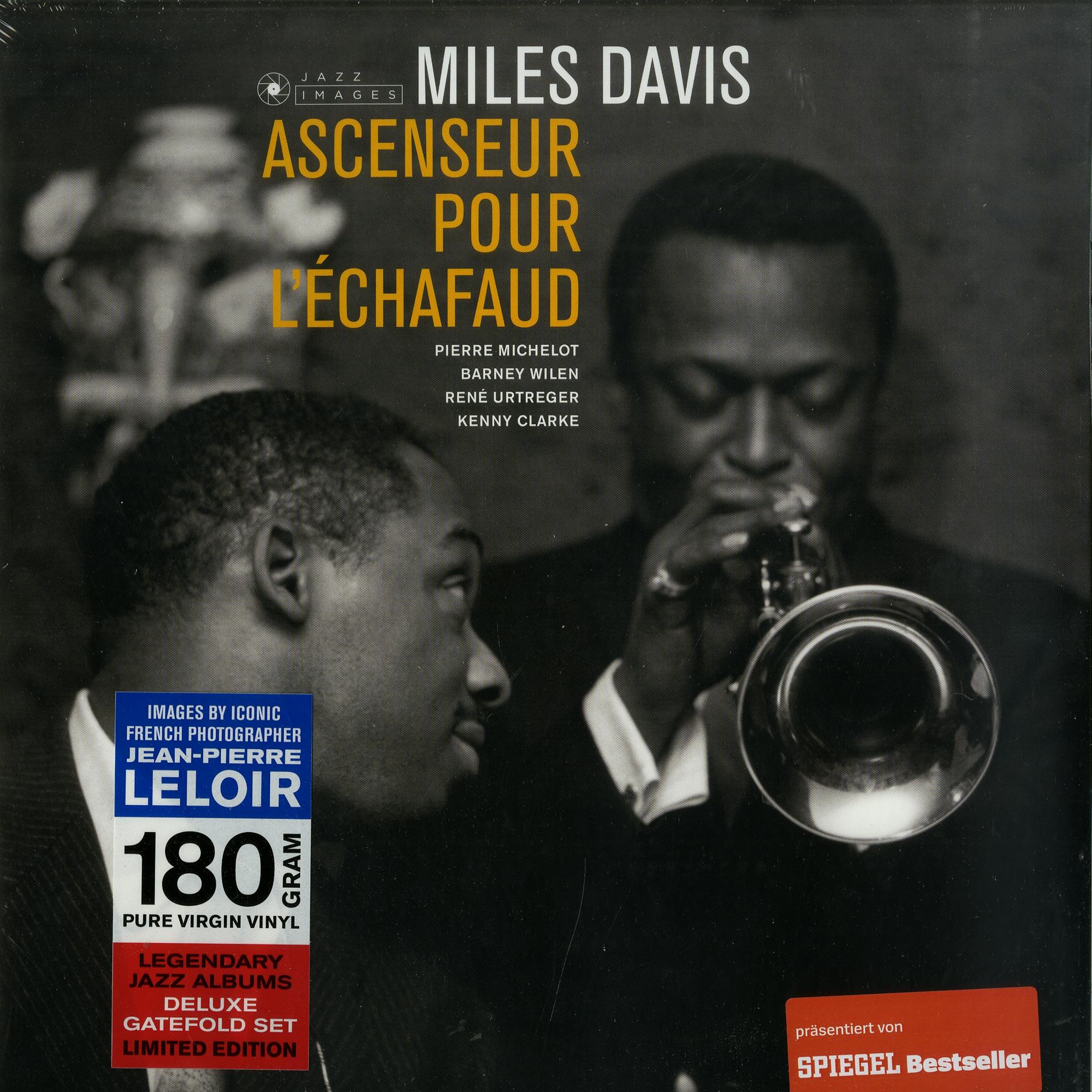 Miles Davis - ASCENSEUR POUR L ECHAFAUD