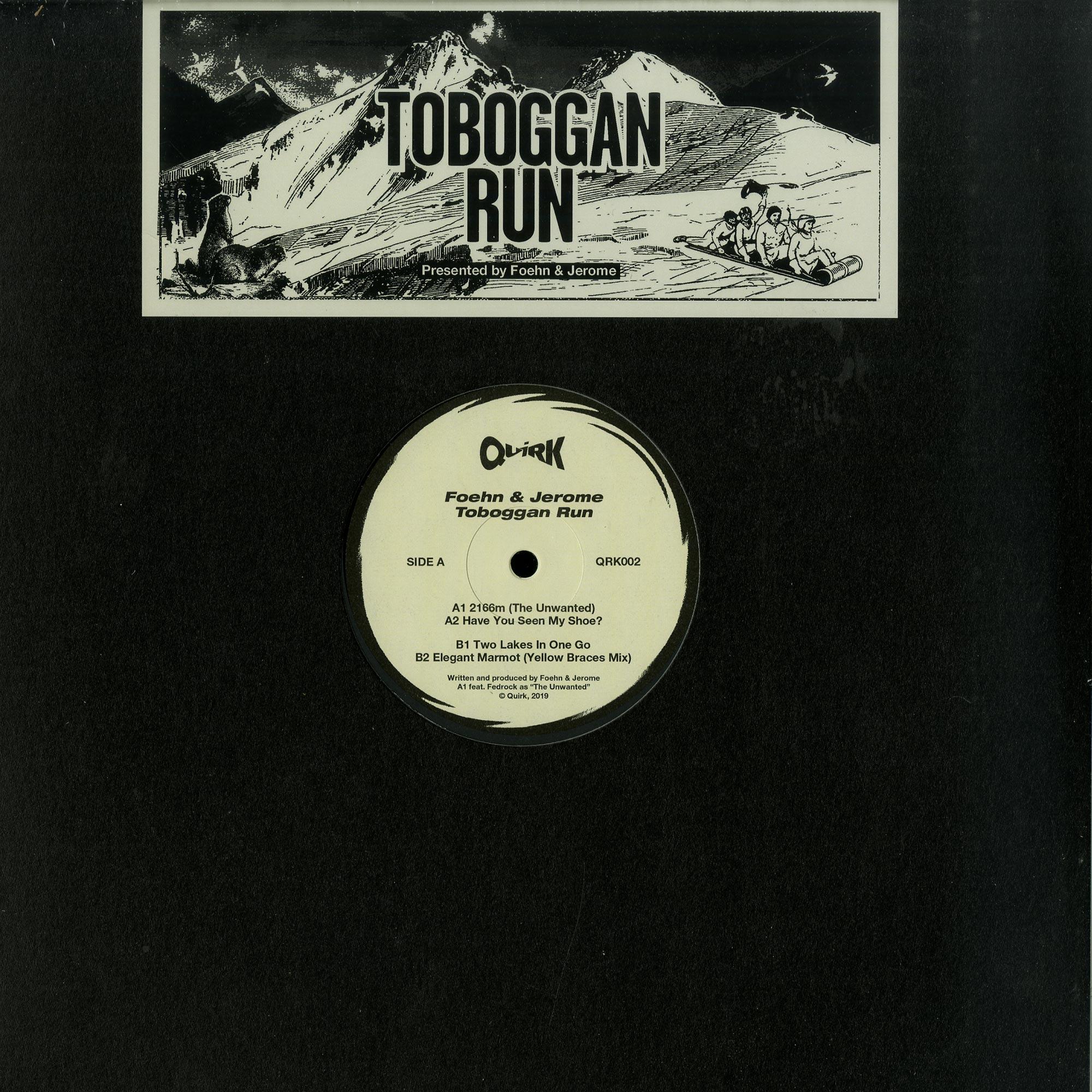 Foehn & Jerome - Toboggan Run
