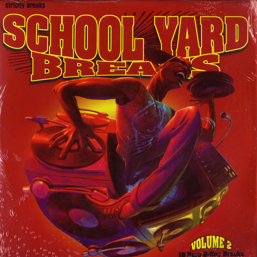 Various - SCHOOL YARD BREAKS VOL.2