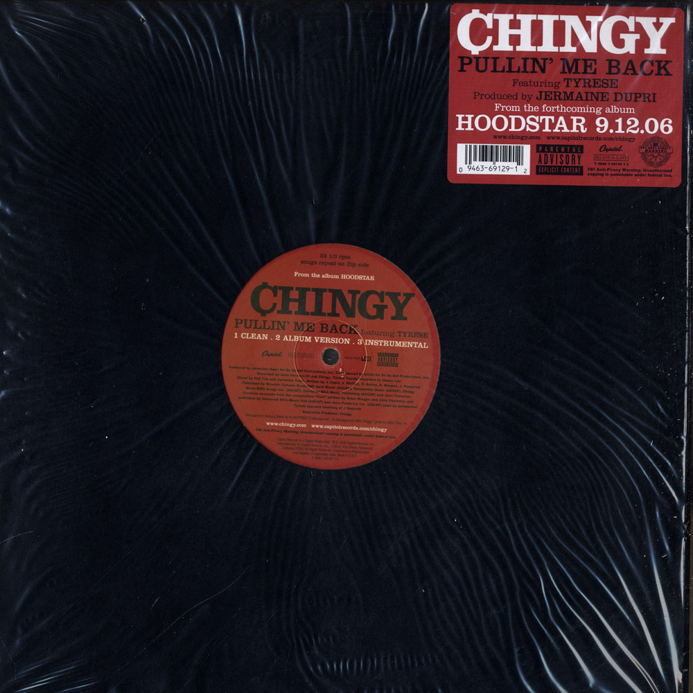 Chingy - PULLIN ME BACK