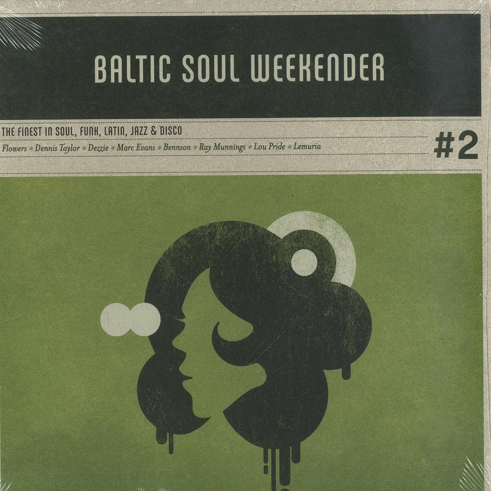 Various Artists - BALTIC SOUL VOL. 2