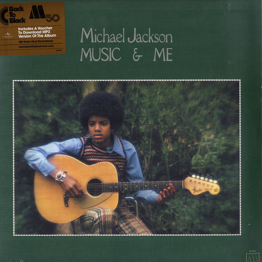 Michael Jackson - MUSIC AND ME