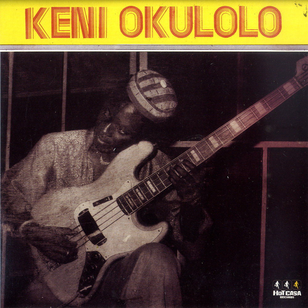 Keni Okulolo - YOU CAN LIVE BUT ONCE