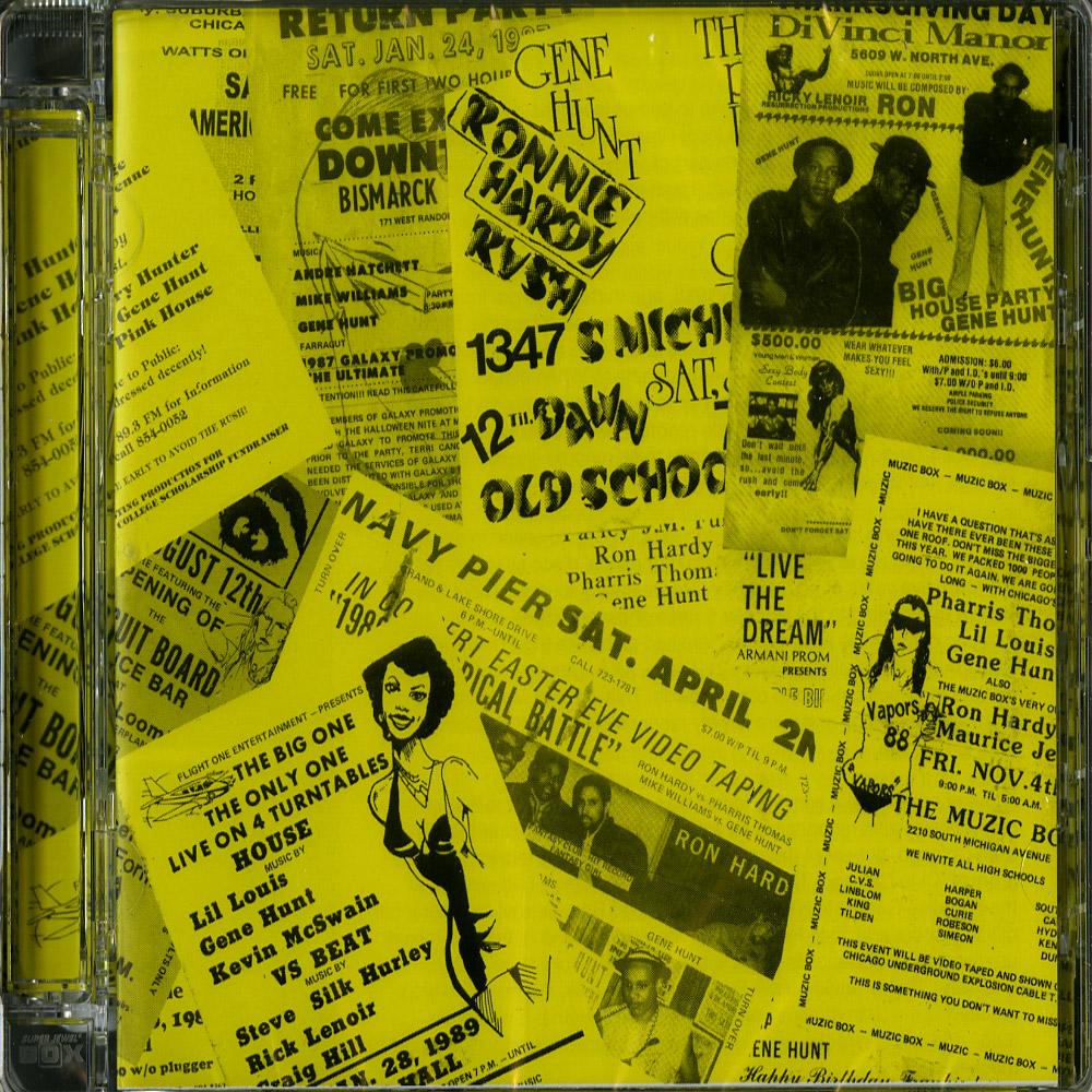 Gene Hunt presents - CHICAGO DANCE TRACKS