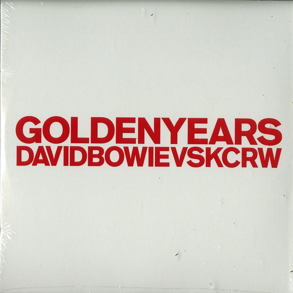 David Bowie vs KCRW - GOLDEN YEARS