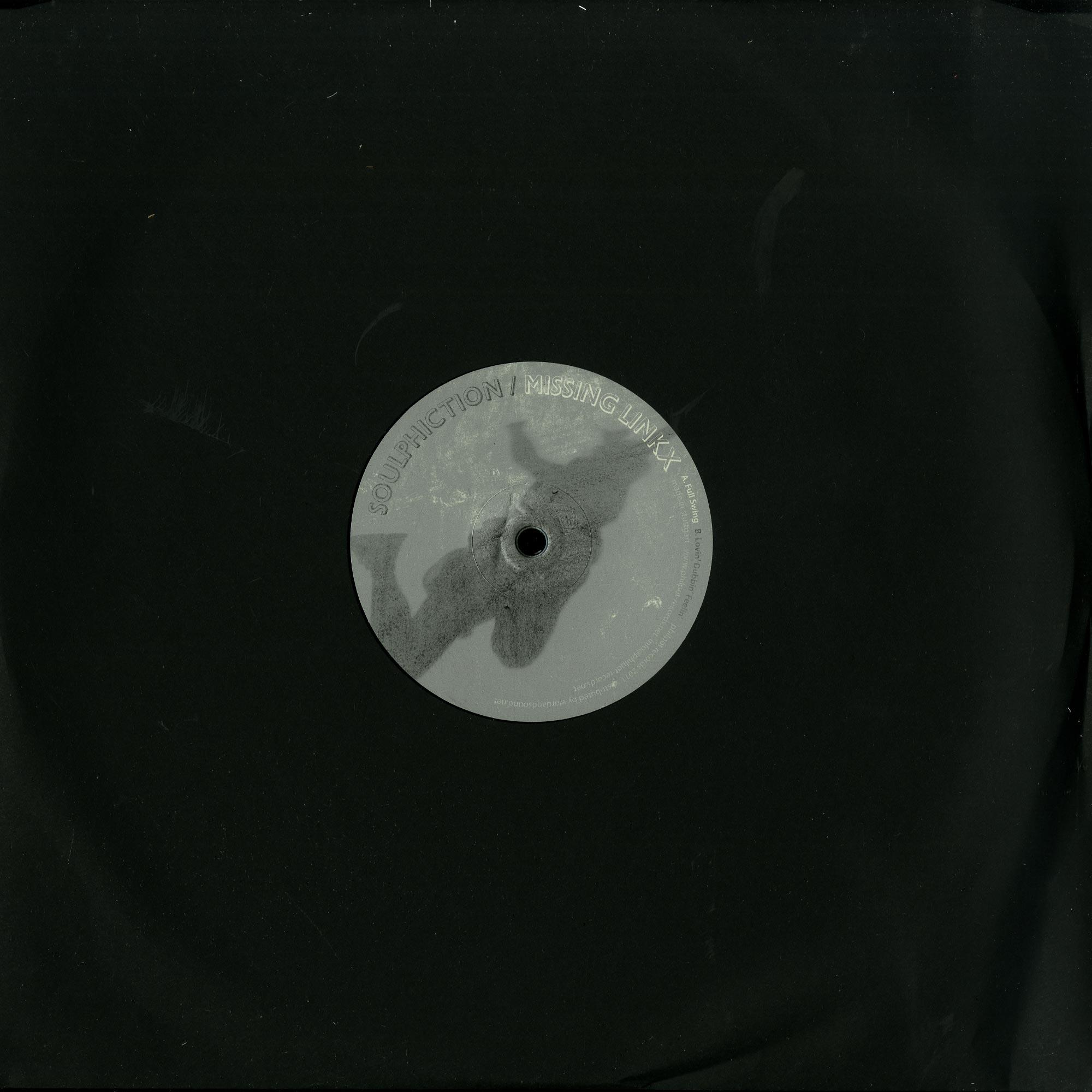 Soulphiction / Missing Linkx - FULL SWING