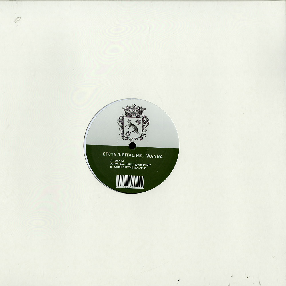 Digitaline - WANNA EP