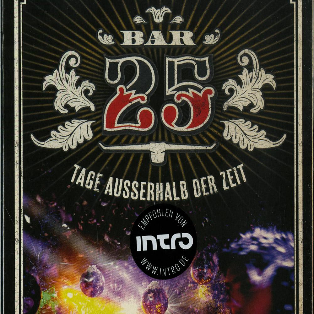 Various Artists - BAR 25 - TAGE AUSSERHALB DER ZEIT