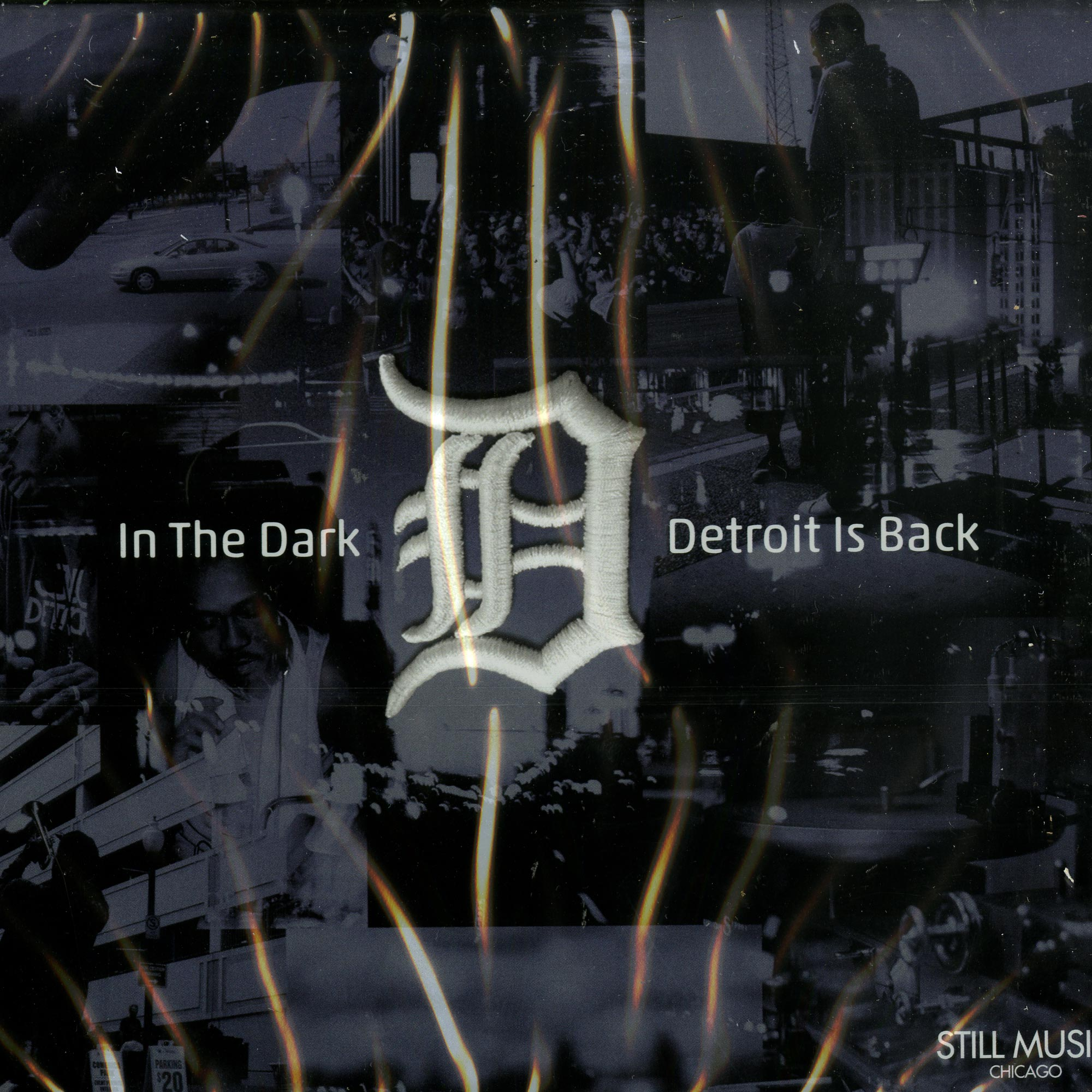 Various Artists - IN THE DARK: DETROIT IS BACK