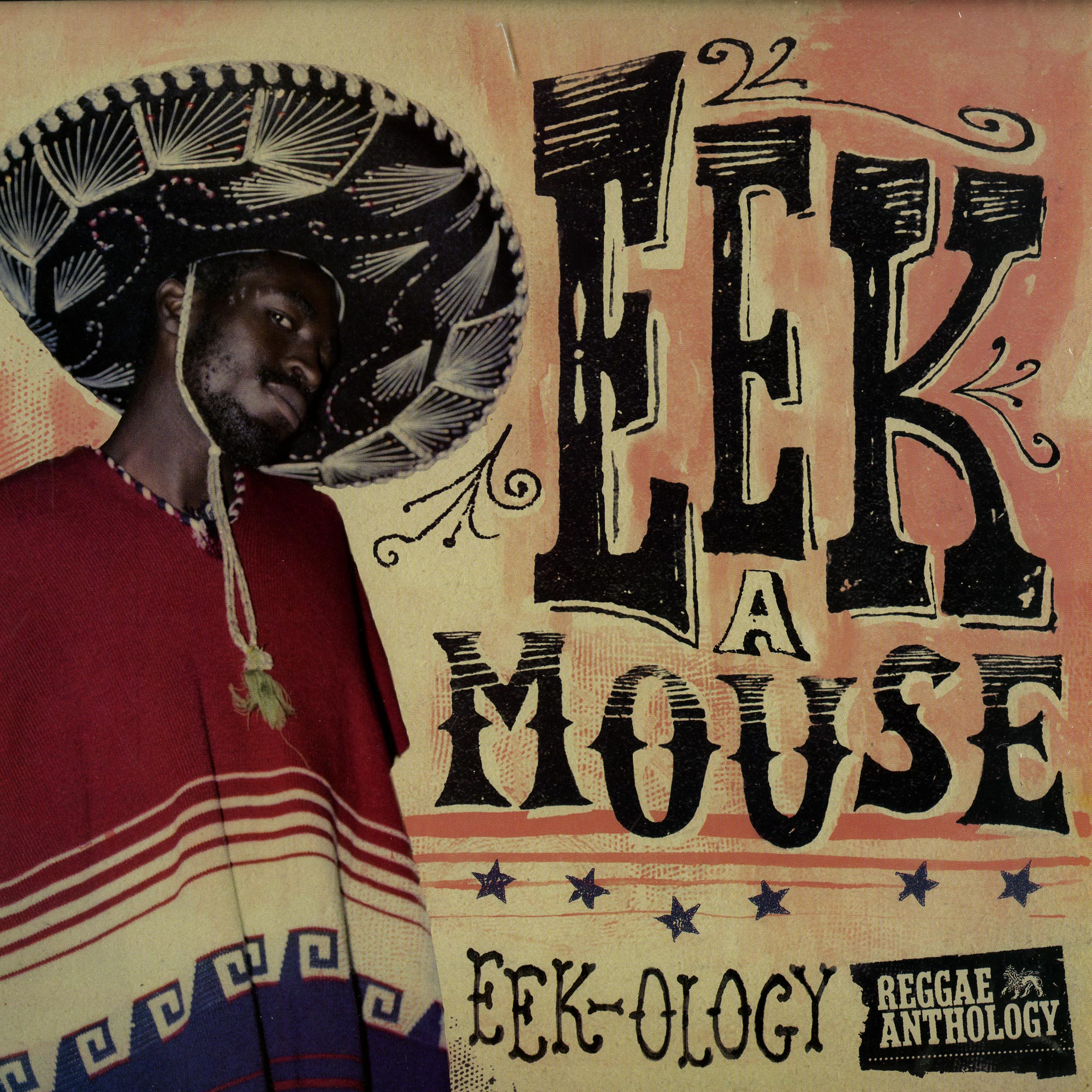 Eek-A-Mouse - EEK-OLOGY: REGGAE