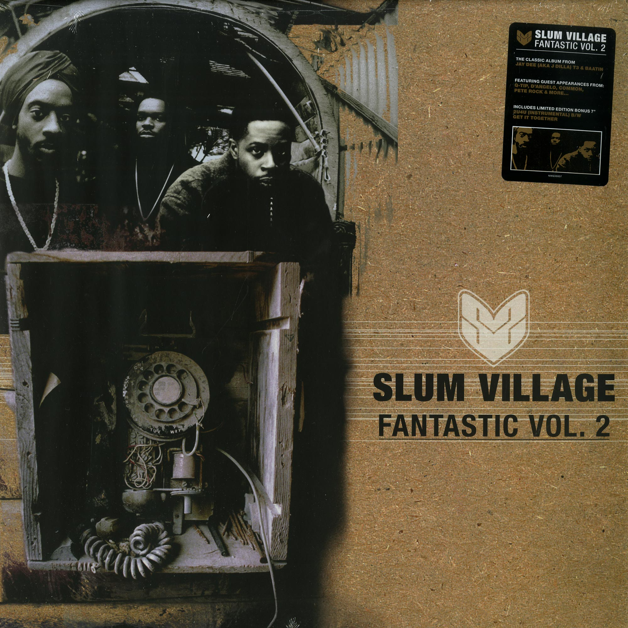 Slum Village - FANTASTIC VOL.2