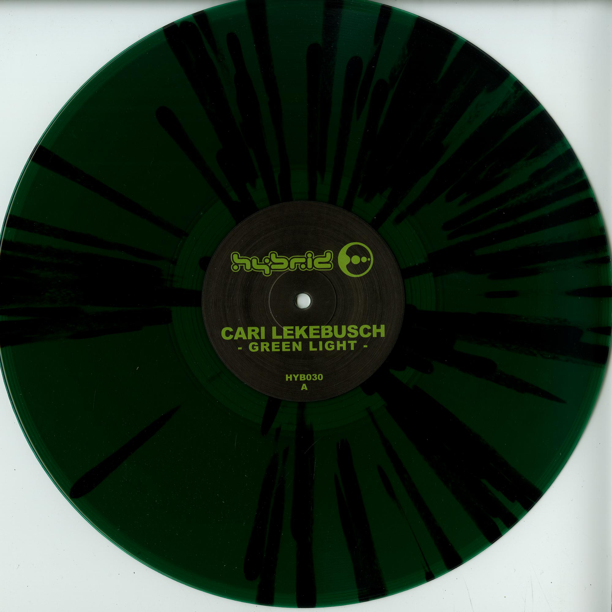 Cari Lekebusch - GREEN LIGHT