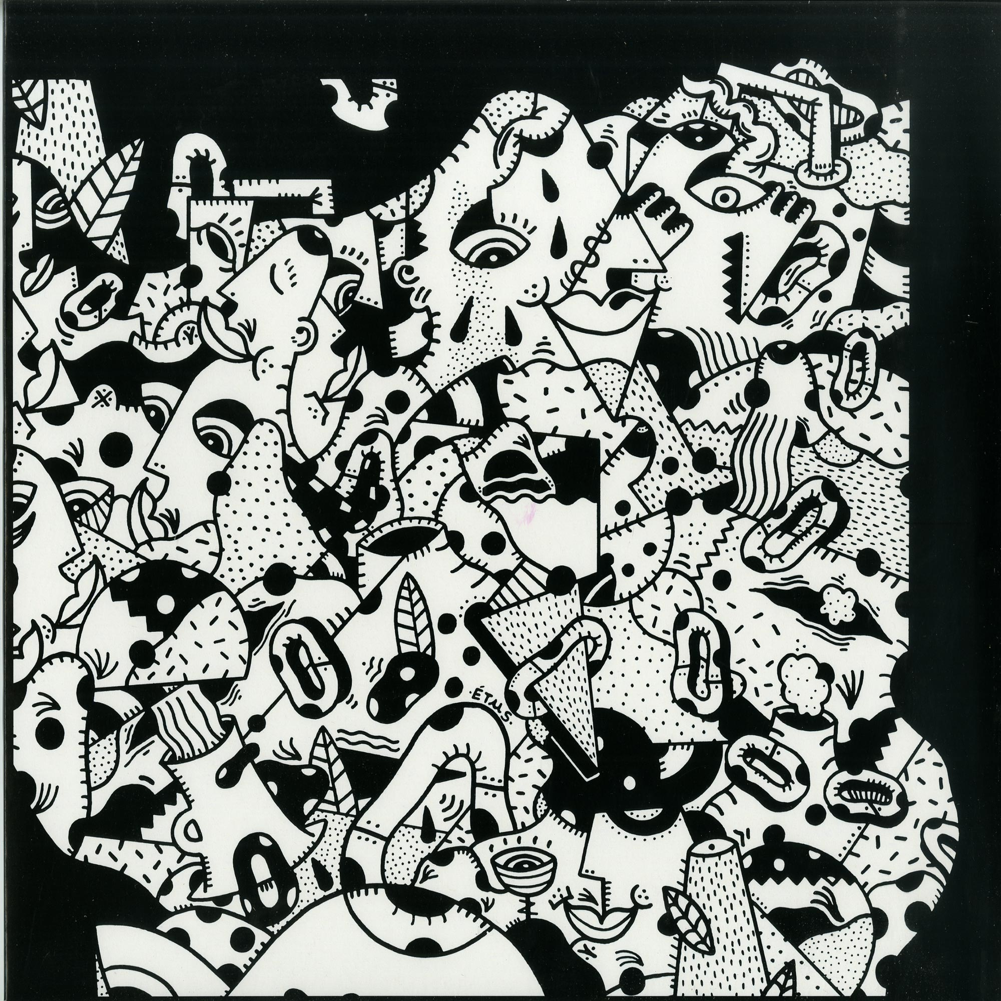 Ricco, Pletnev, Ju-Ju83, Roe Deers, Markus Gibb - VARIOUS ARTISTS 1