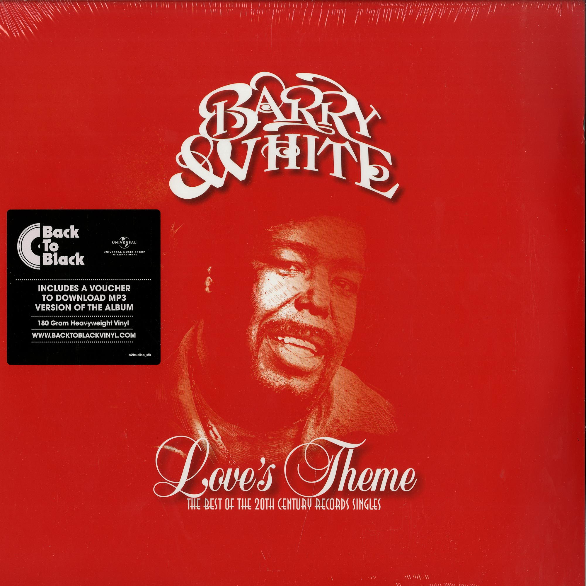 Barry White Loves Theme The Best Of The 20th Century Records