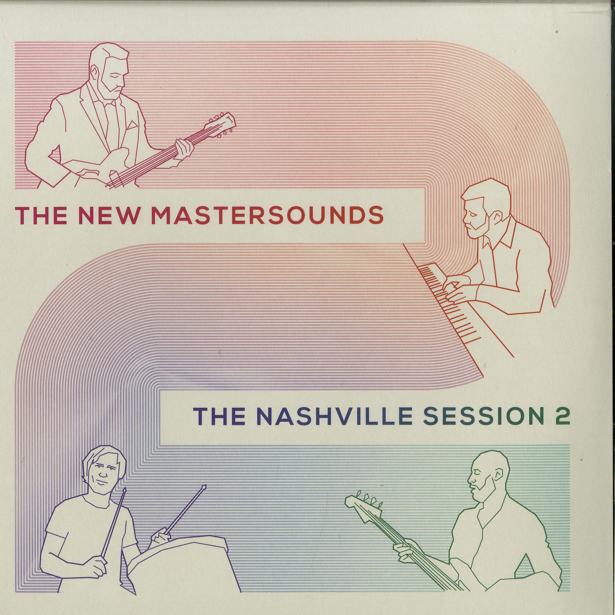 The New Mastersounds - THE NASHVILLE SESSION 2