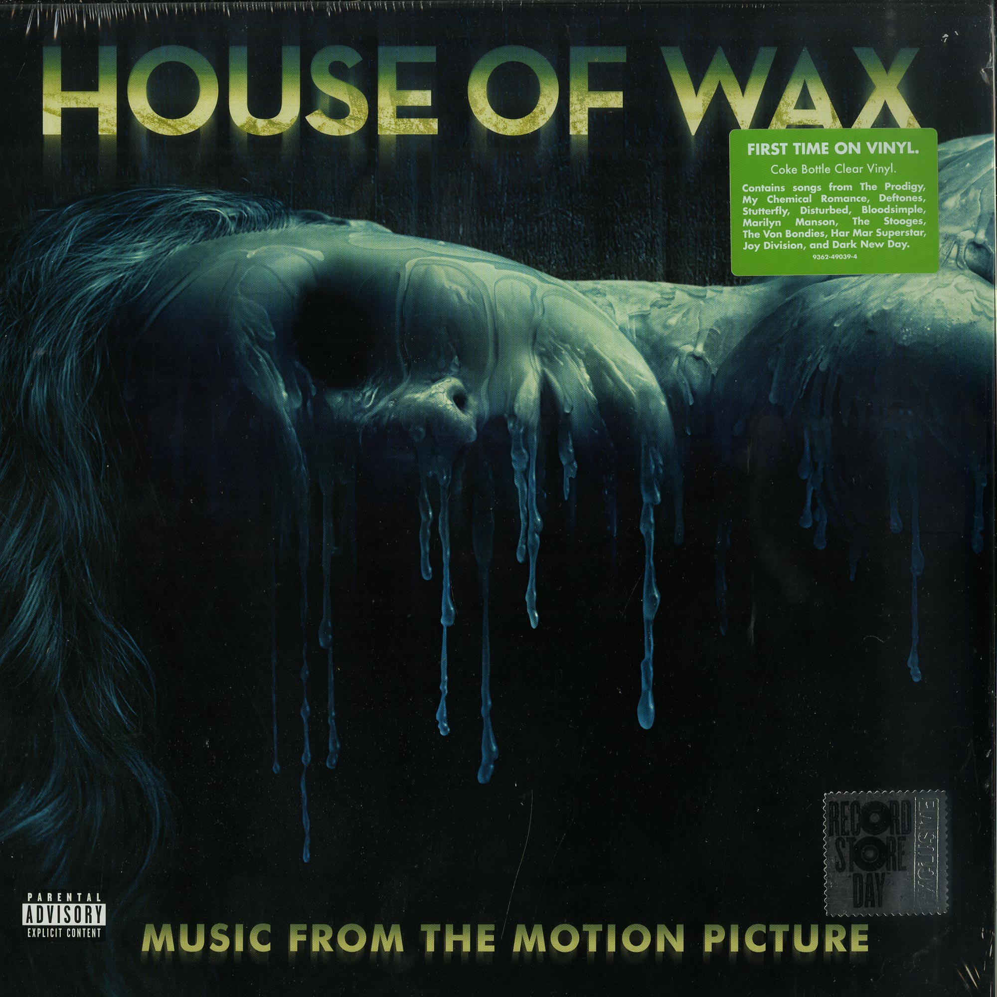 Various Artists - HOUSE OF WAX O.S.T.