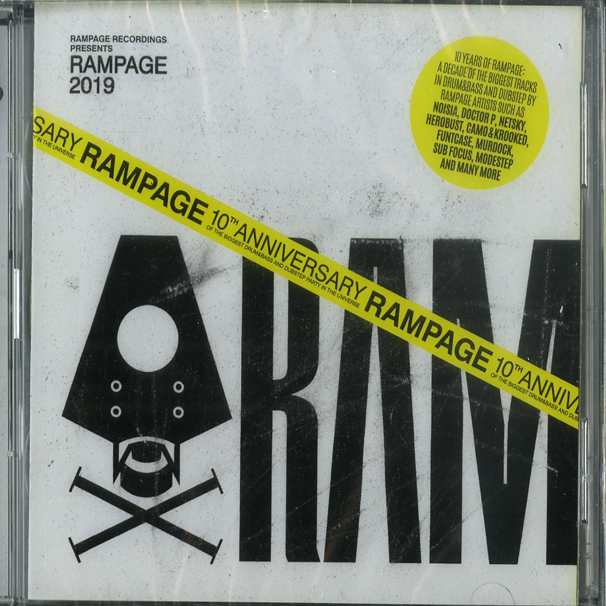 Various Artist - RAMPAGE 2019