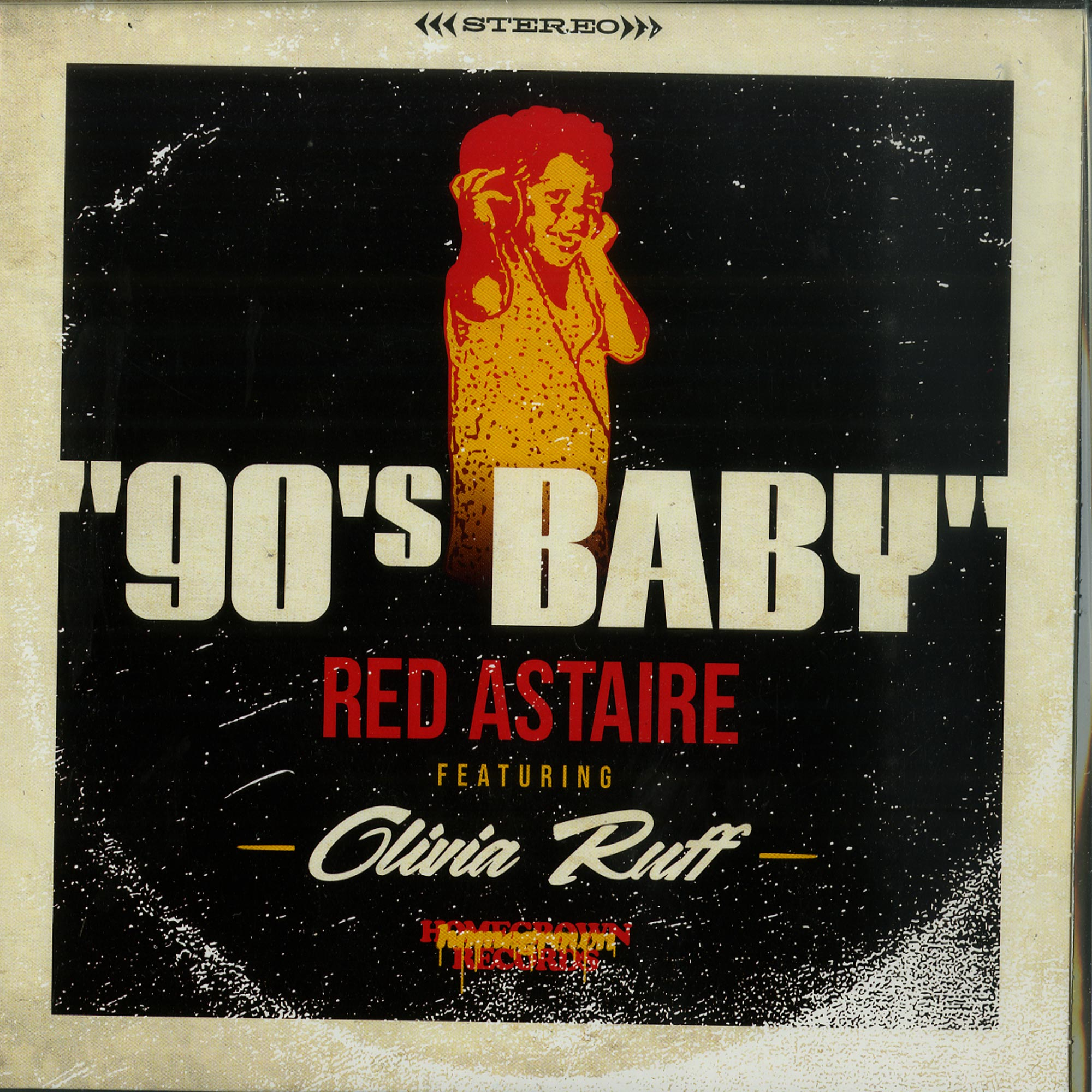 Red Astaire ft. Olivia Ruff - 90S BABY