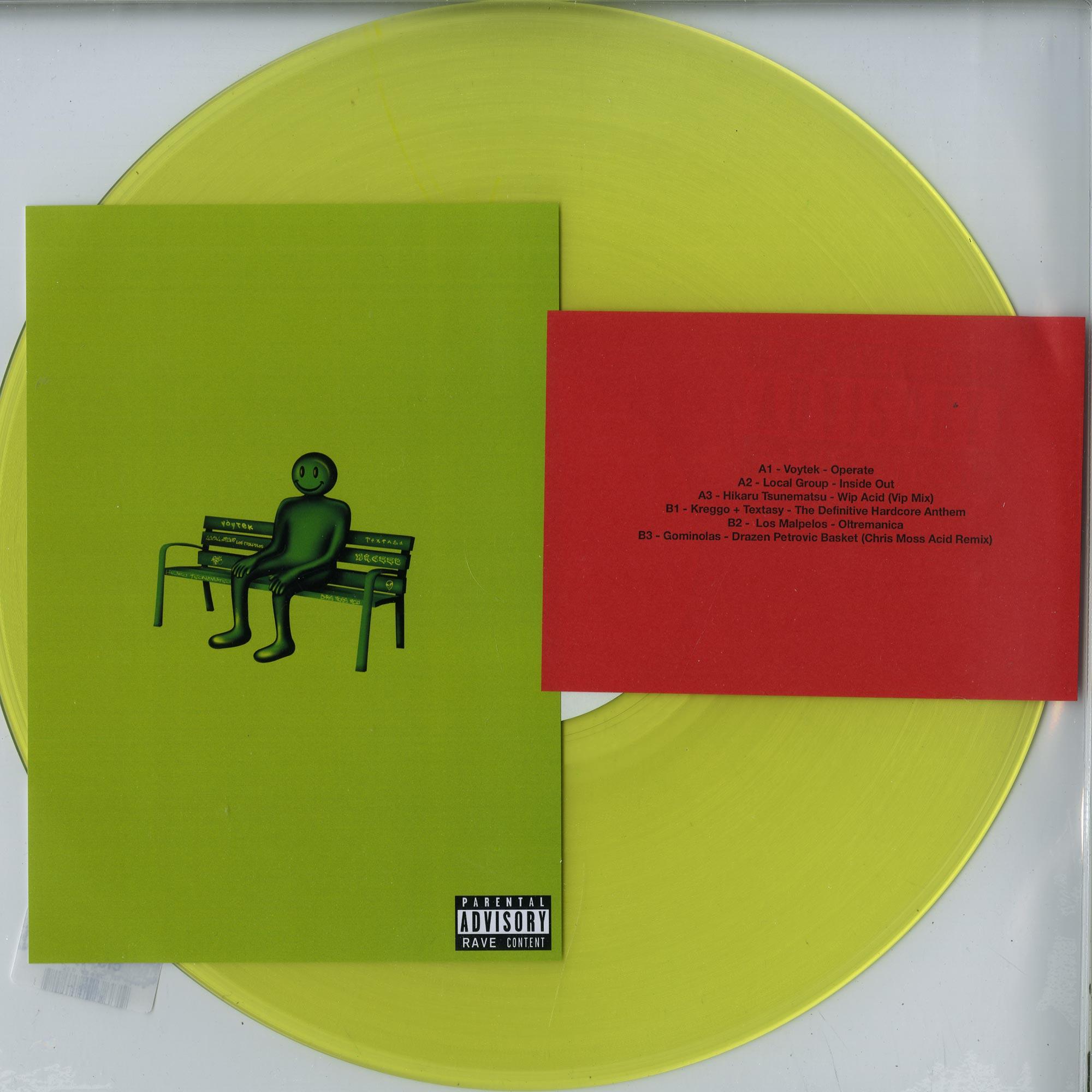 Various Artists - SECRET RAVE 04