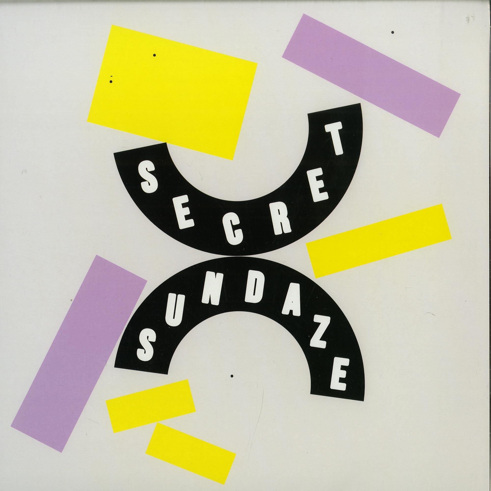 Secretsundaze - STAND UP EP