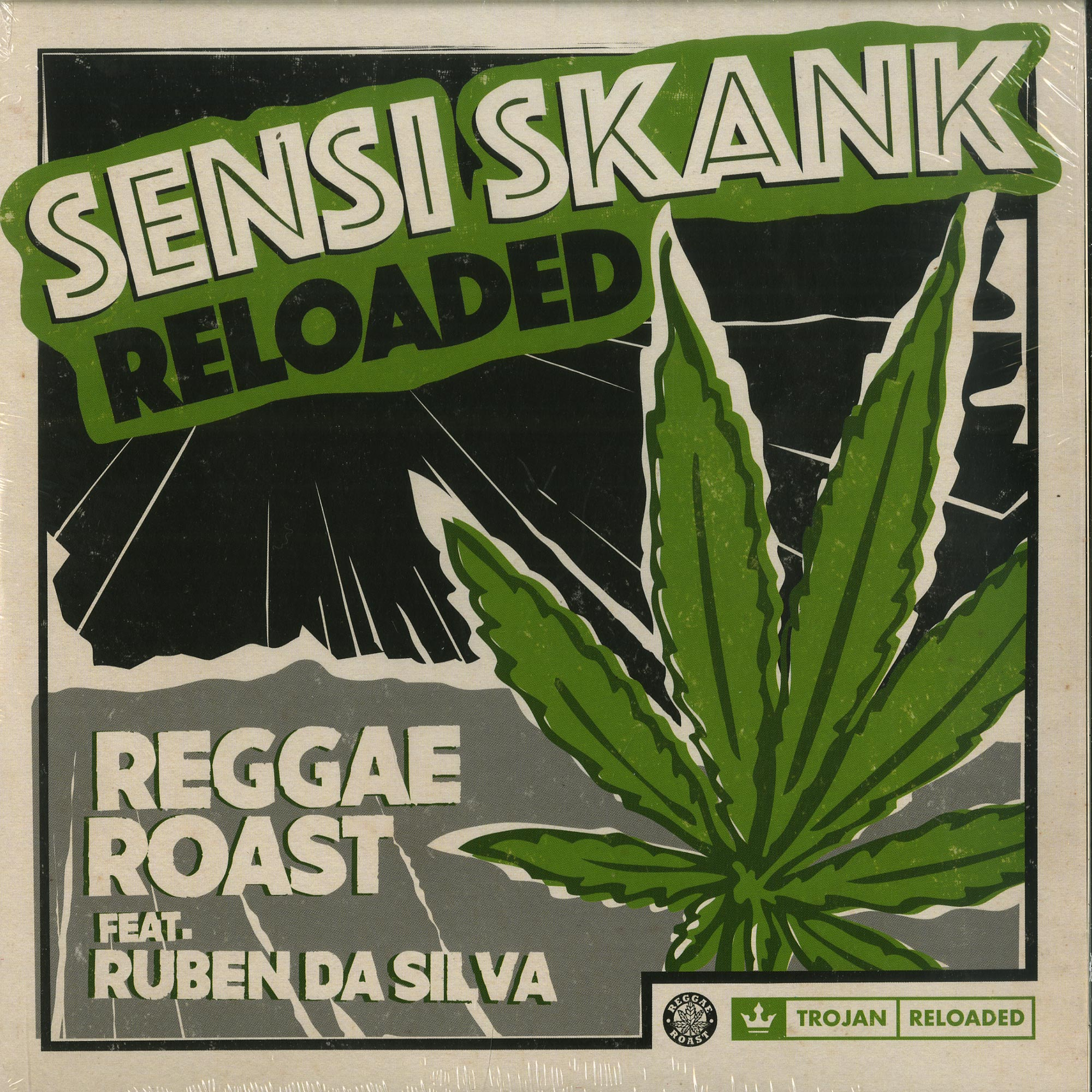 Reggae Roast - SENSI SKANK EP
